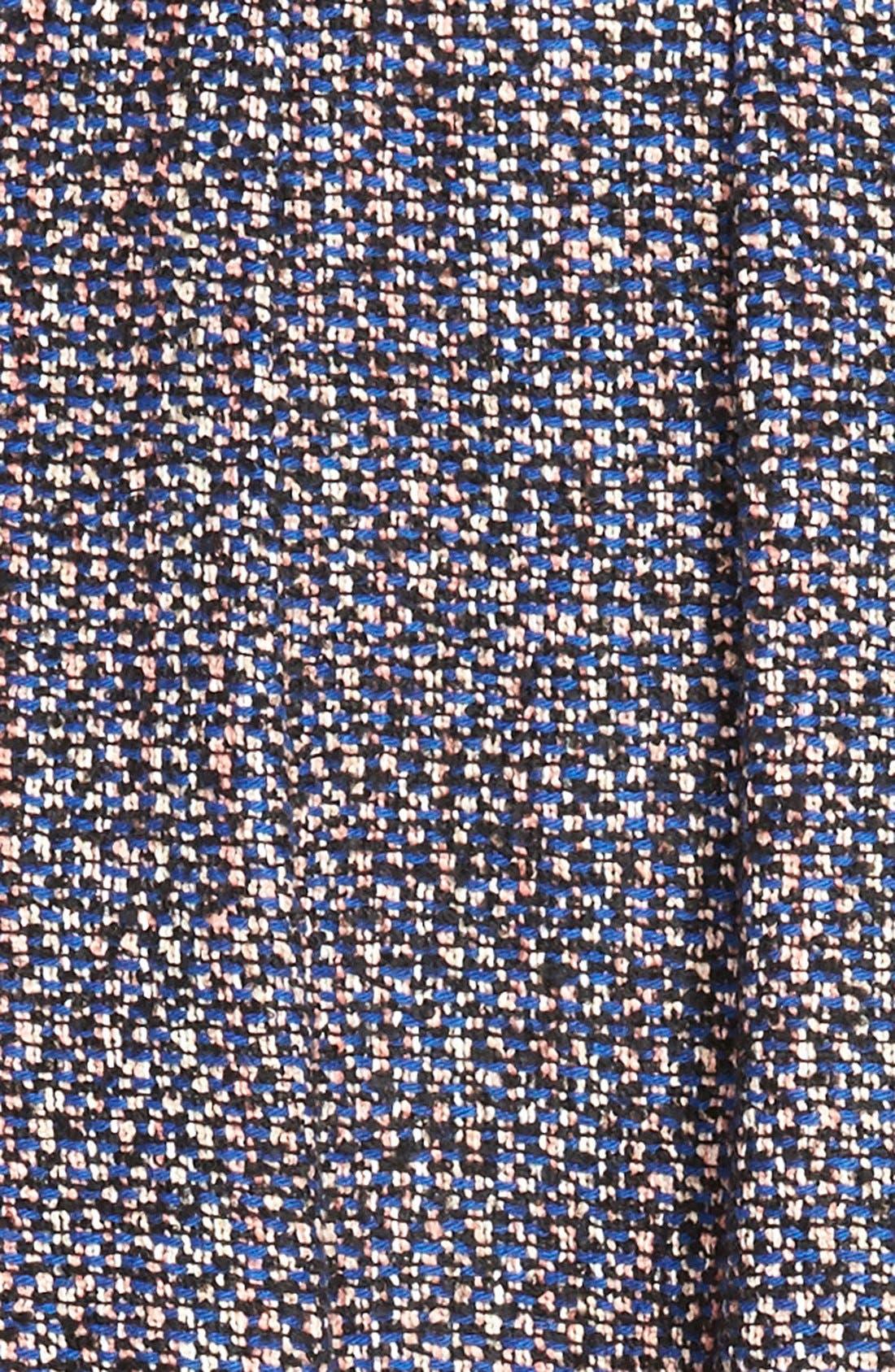 Alternate Image 3  - French Connection 'Malik' Tweed Skater Skirt (Online Only)