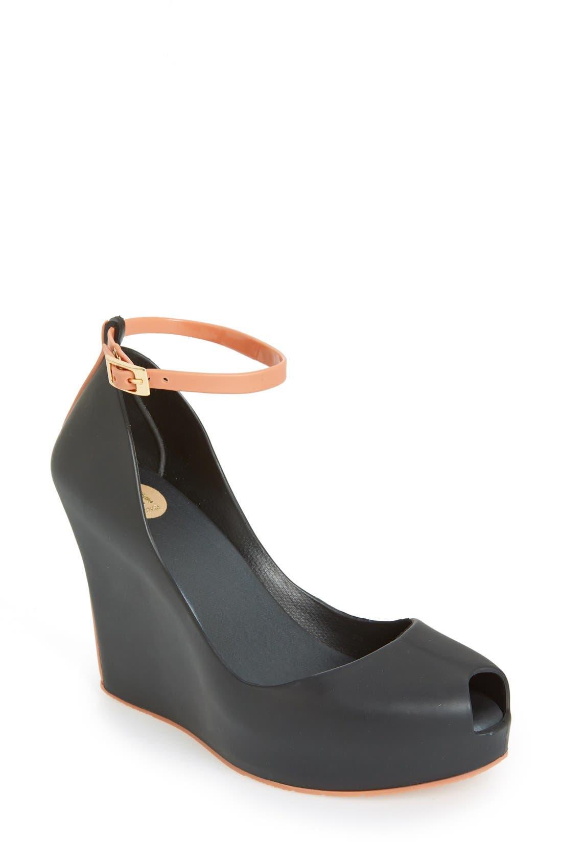 Alternate Image 1 Selected - Melissa 'Patchuli' Wedge Sandal