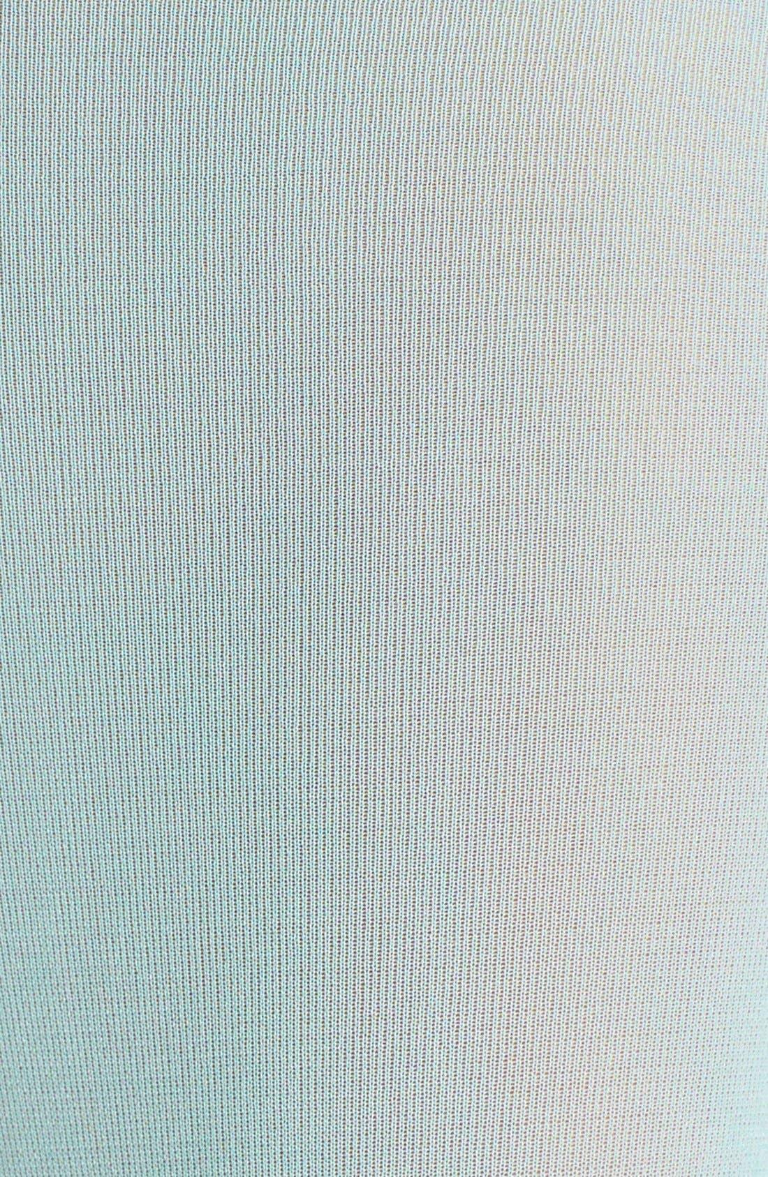 Alternate Image 2  - DKNY Microfiber Knee Socks