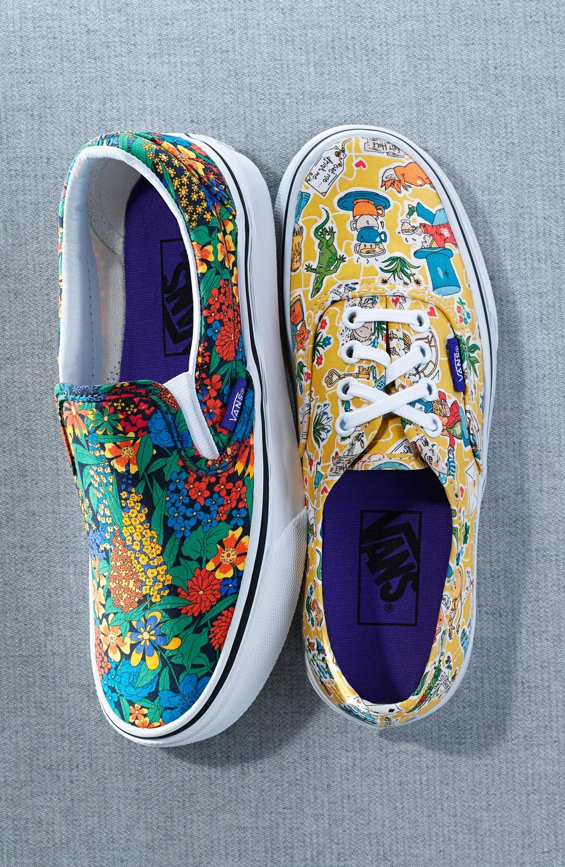 Alternate Image 5  - Vans 'Authentic - Liberty Era' Sneaker (Women)
