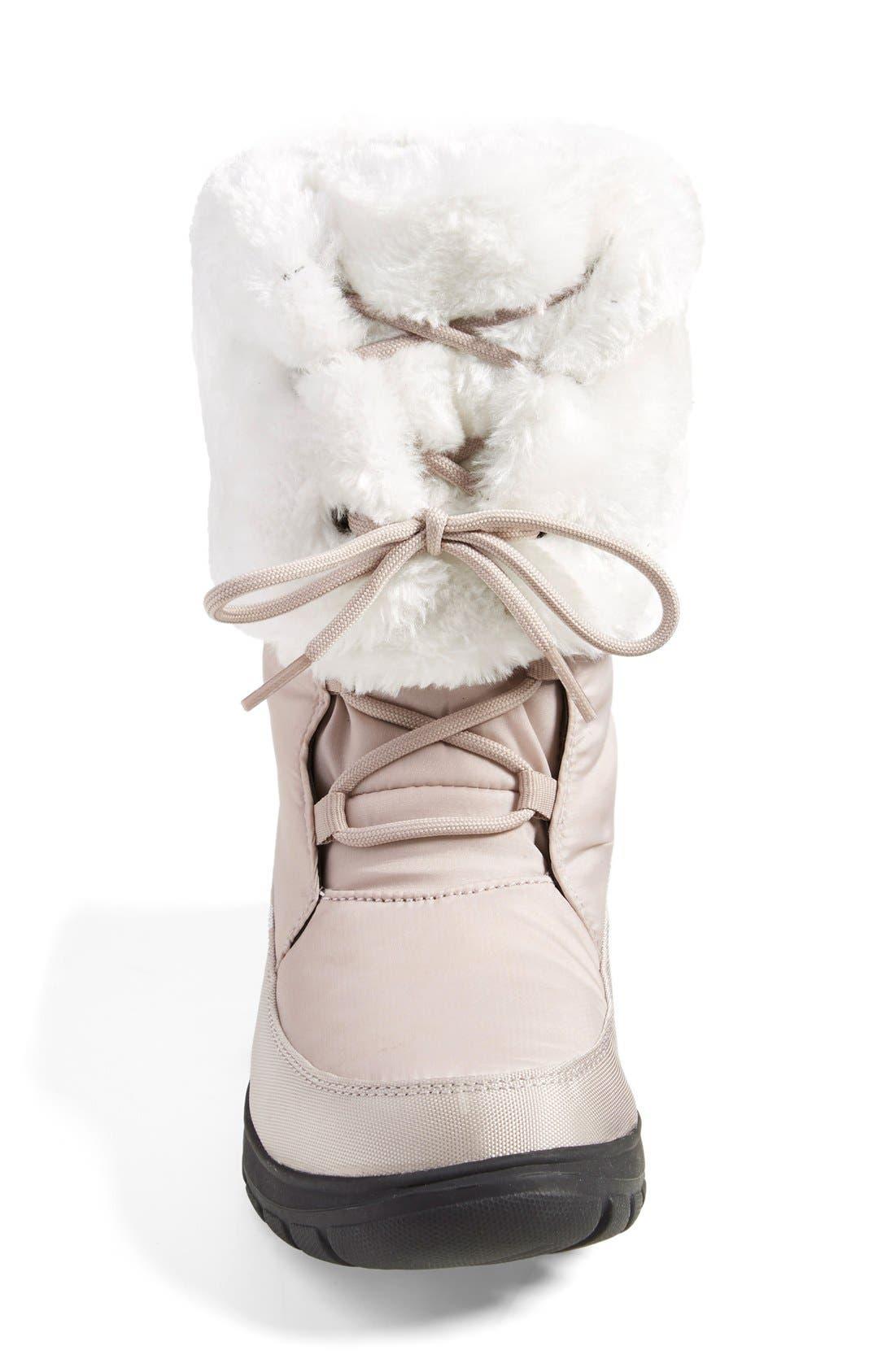 Alternate Image 3  - Kamik 'Seattle' Fuzzy Boot (Women)