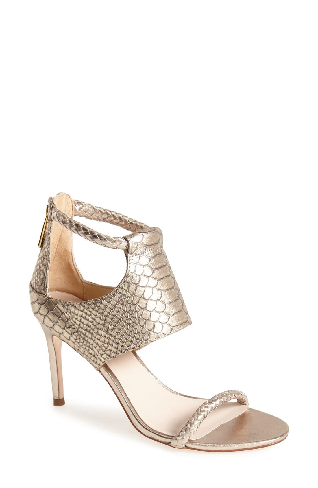 Alternate Image 1 Selected - Cole Haan 'Lise' Ankle Cuff Sandal (Women)