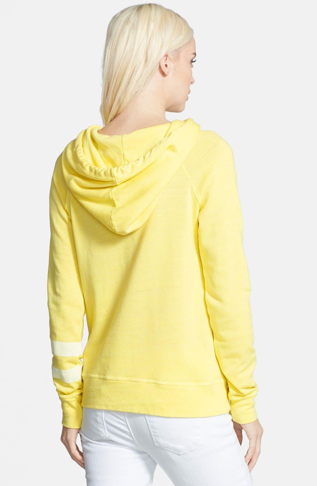 Alternate Image 2  - Sundry Pullover Hoodie