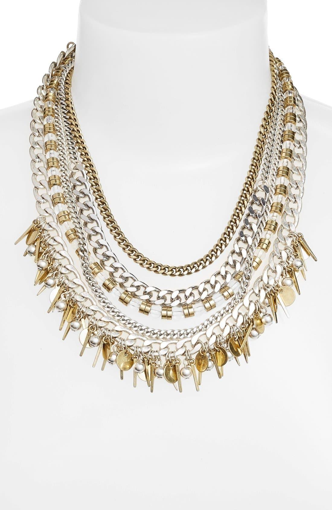 Alternate Image 2  - Jenny Bird Talitha Multistrand Collar Necklace