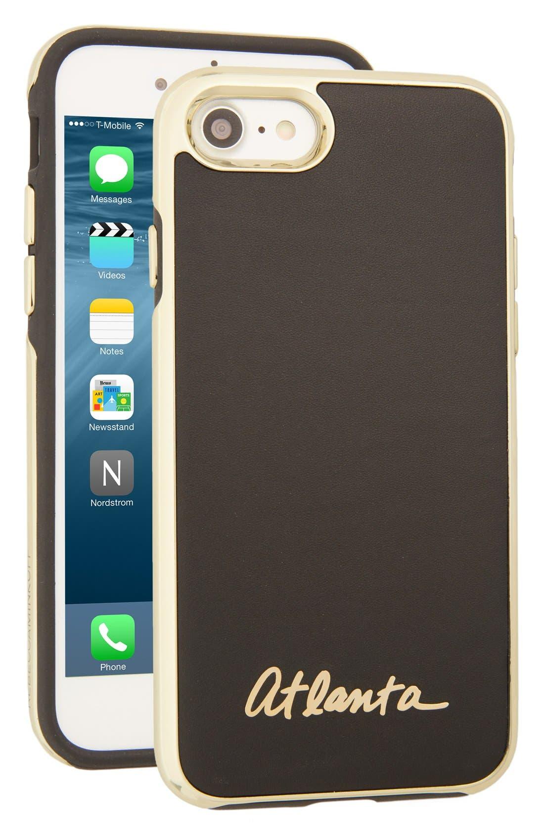 REBECCA MINKOFF Big City iPhone 7 Case