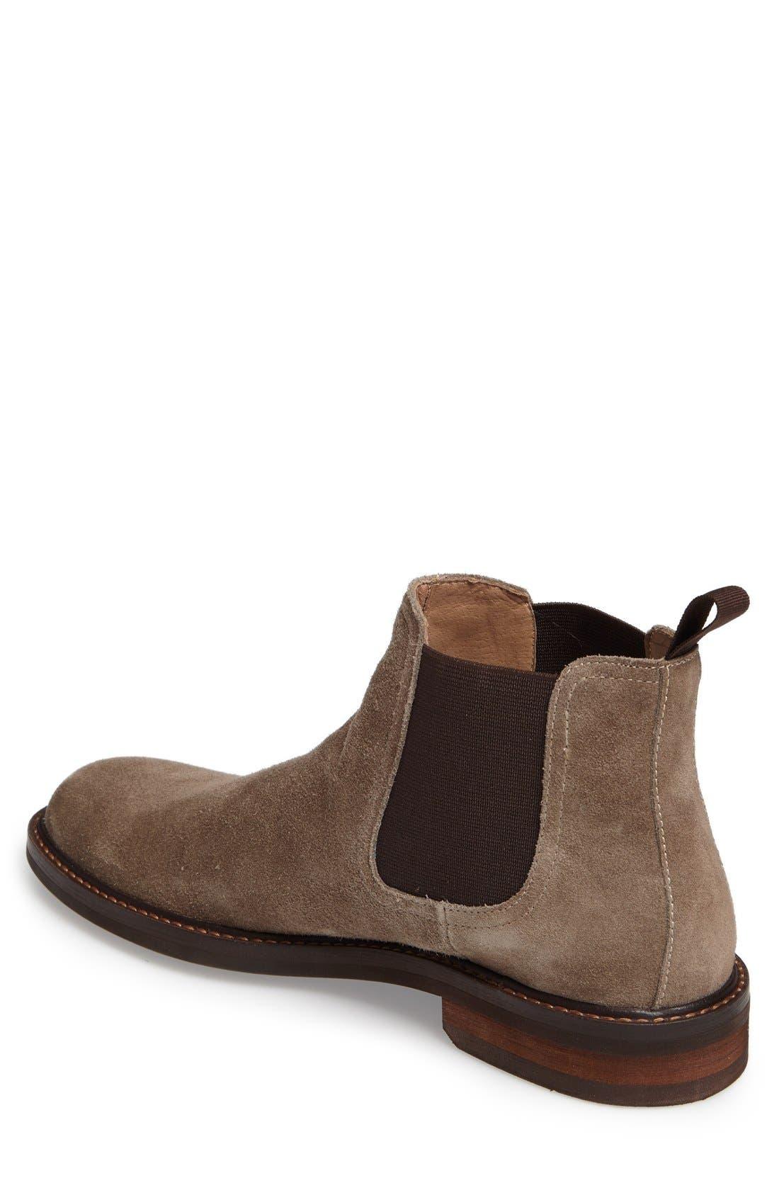 Alternate Image 2  - 1901 Horton Chelsea Boot (Men)