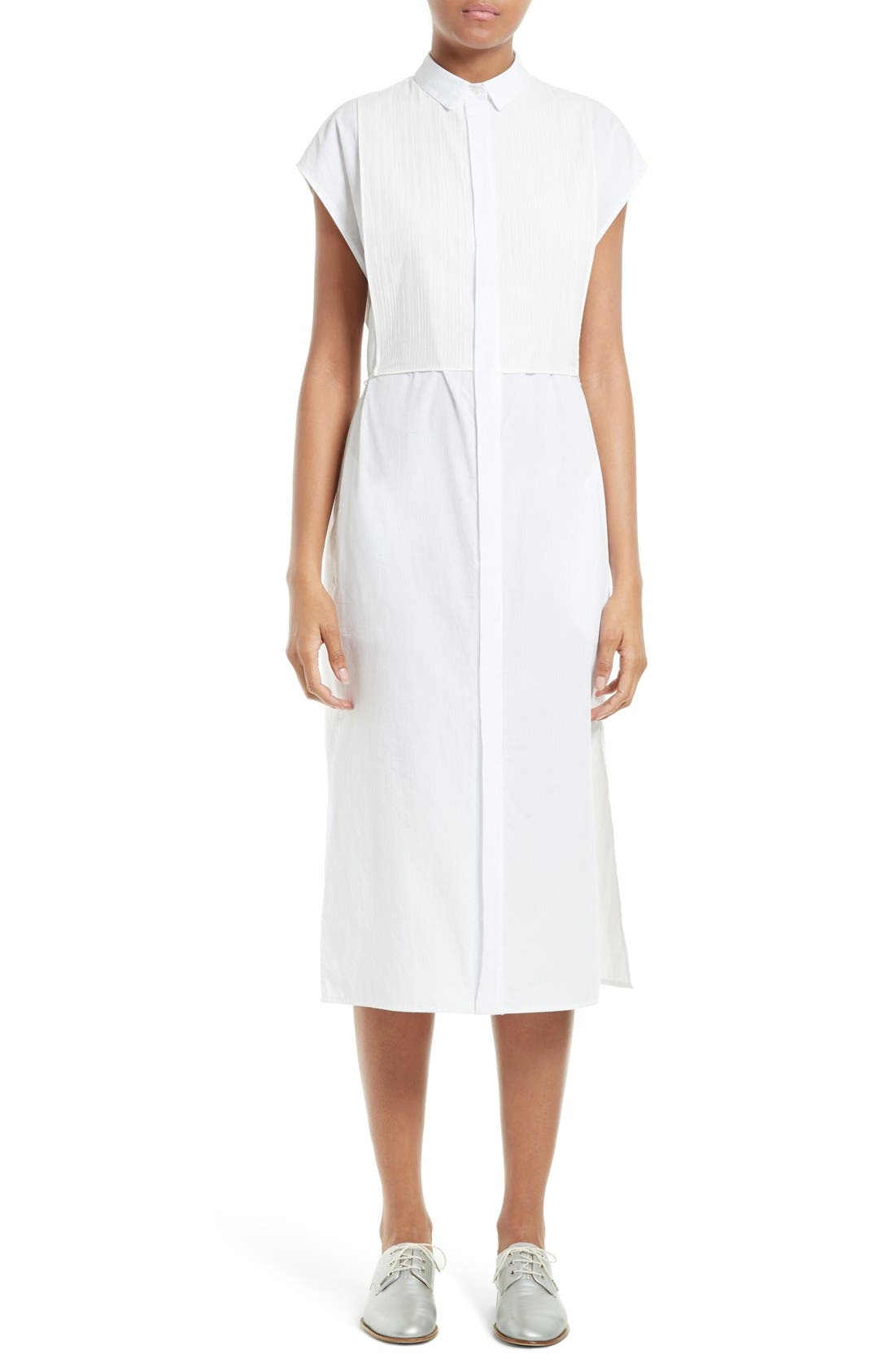 rag & bone Stevie Cotton Shirtdress