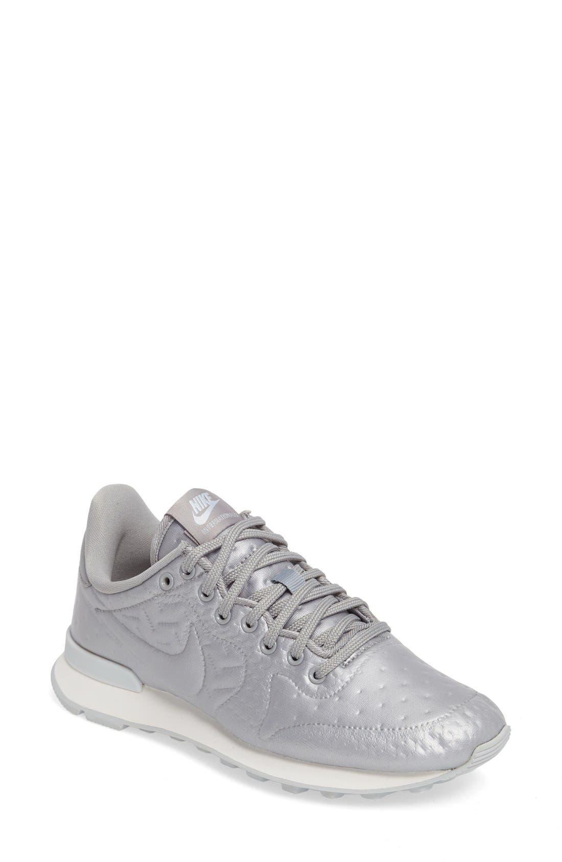 Alternate Image 1 Selected - Nike Internationalist Sneaker (Women)