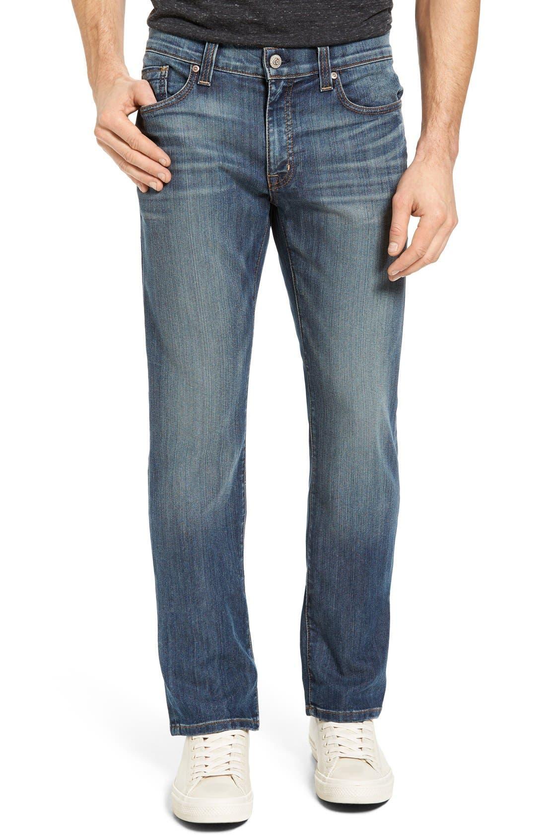 Fidelity Denim 50-11 Straight Leg Jeans (Morrison)