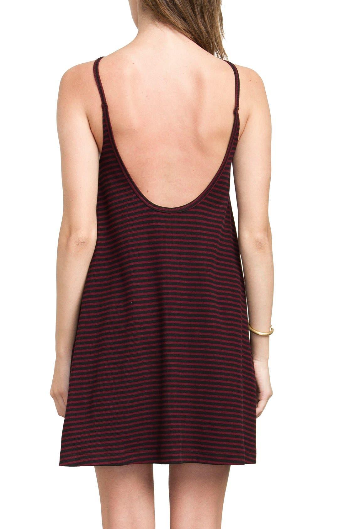 Alternate Image 2  - RVCA Shellox Stripe Dress