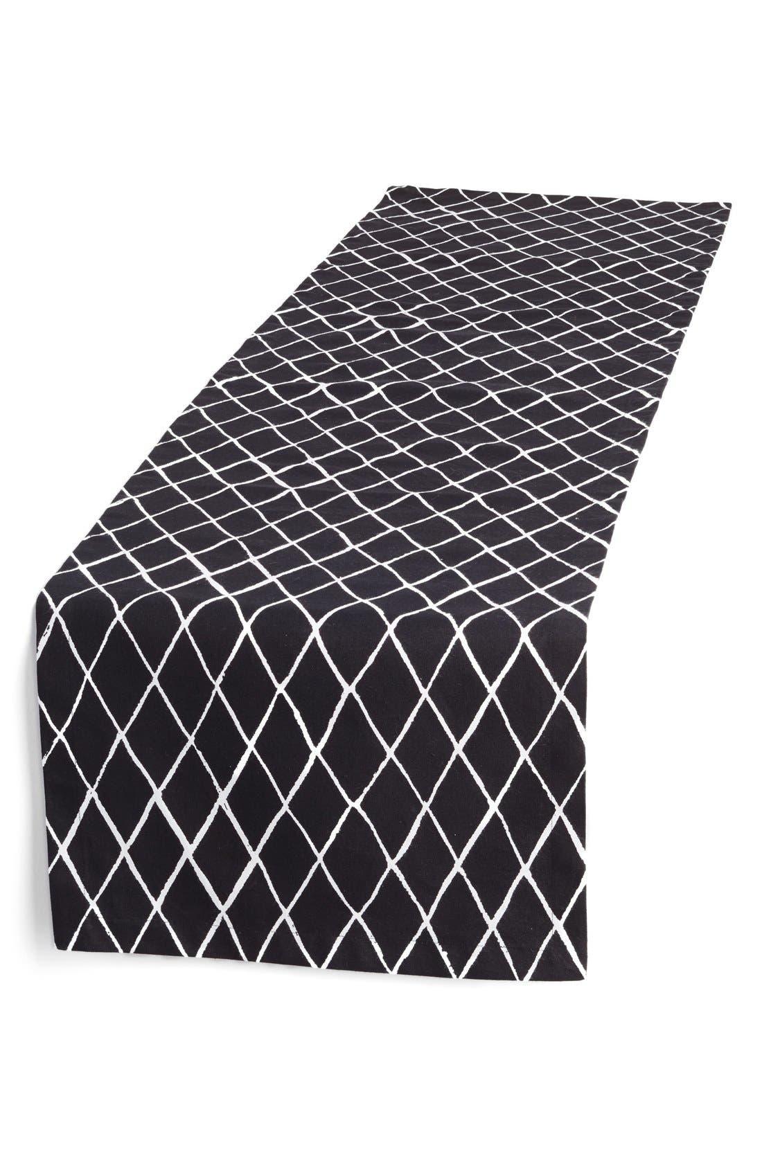 Alternate Image 1 Selected - Minted Crisscross Table Runner