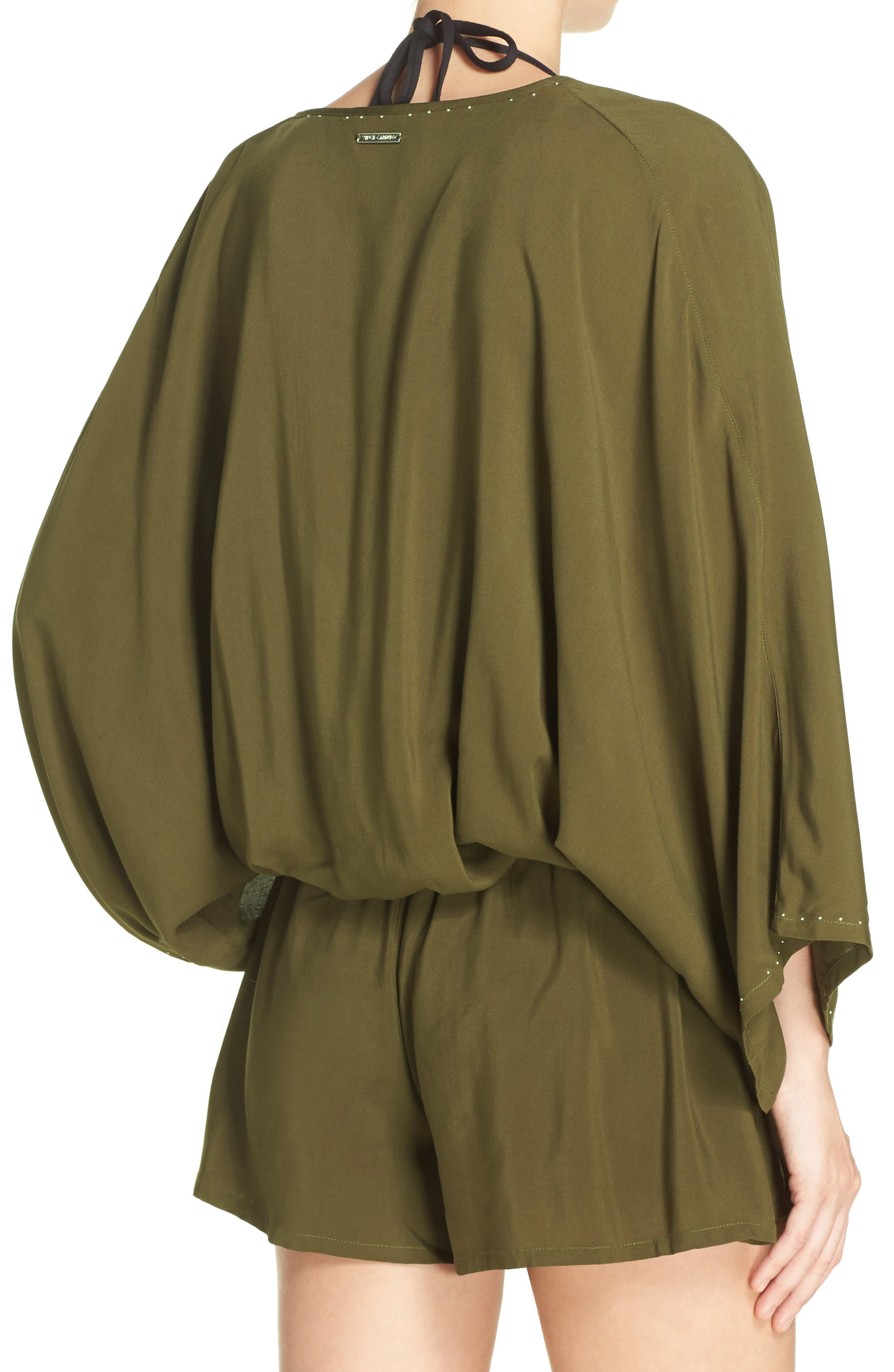 Alternate Image 2  - Vince Camuto Cover-Up Romper