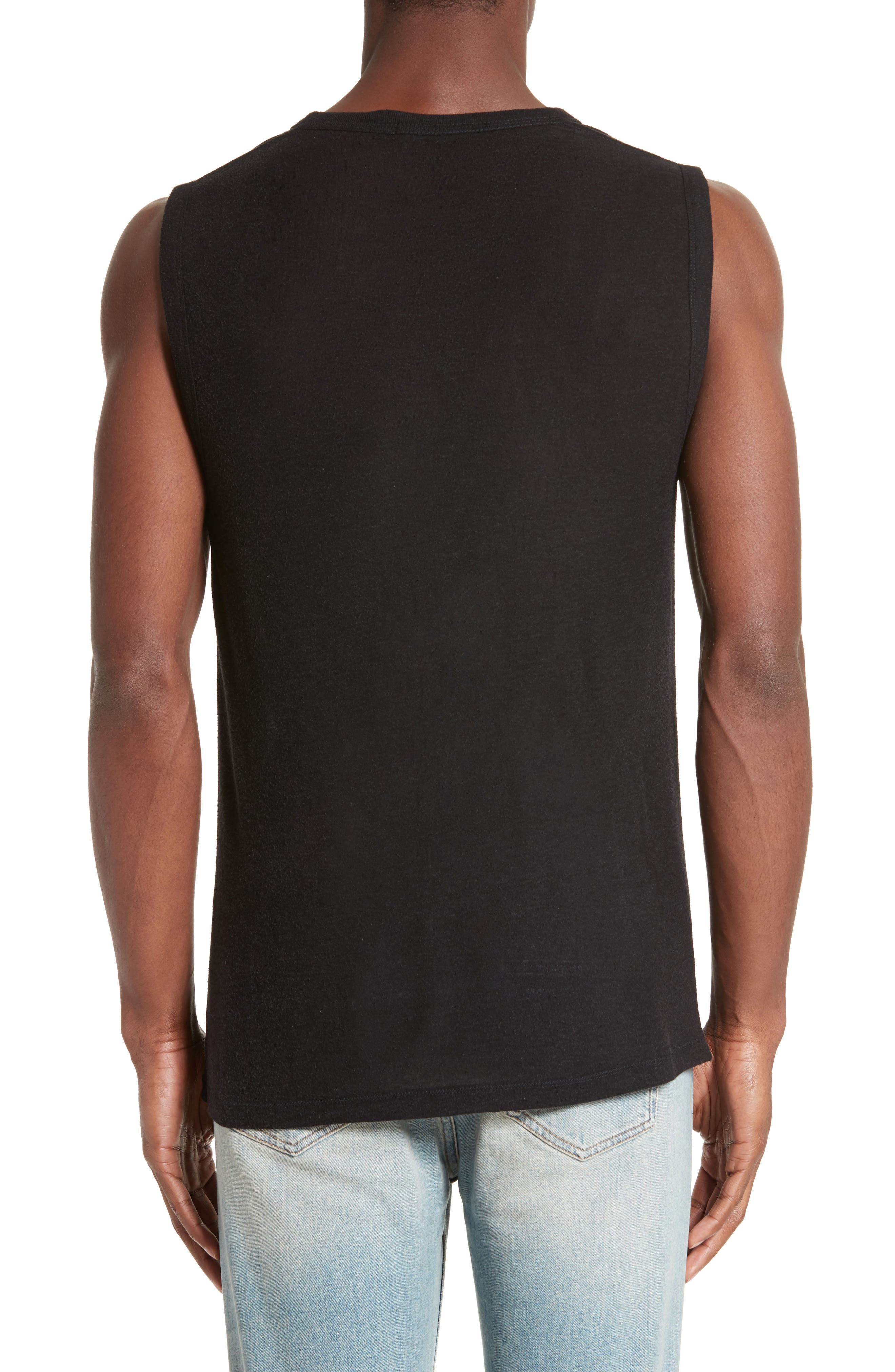 Alternate Image 2  - T by Alexander Wang Muscle T-Shirt