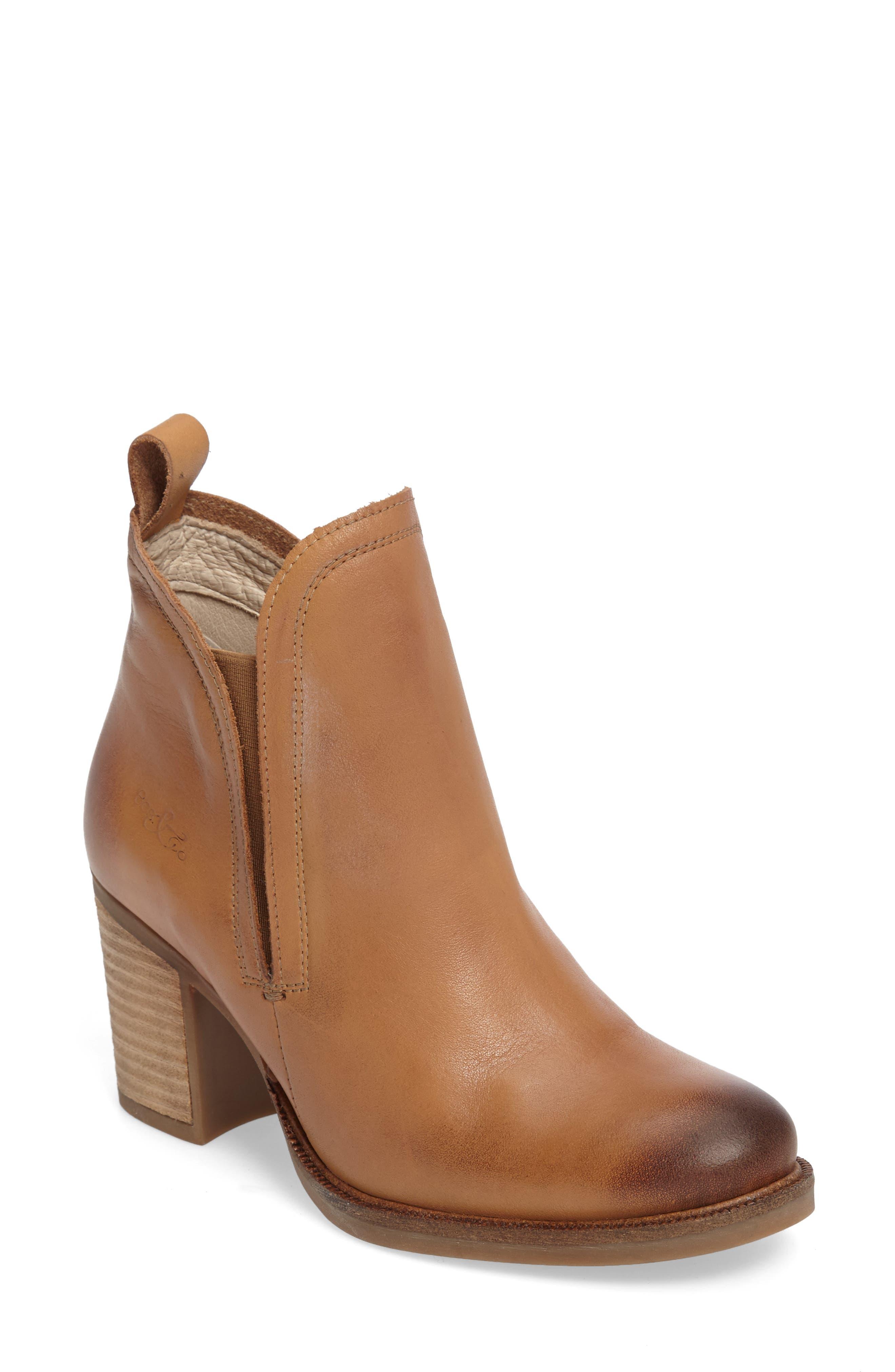 Alternate Image 1 Selected - Bos. & Co. Belfielding Waterproof Chelsea Boot (Women)