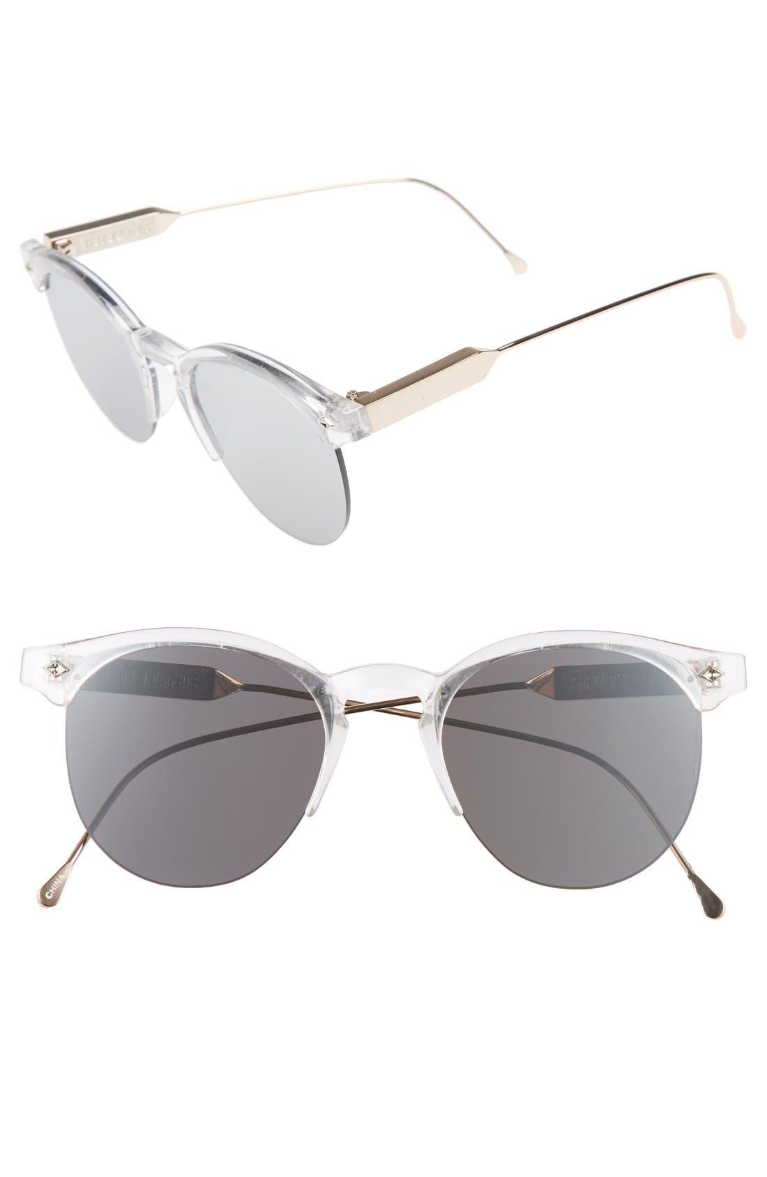 Spitfire Astro 50mm Retro Sunglasses