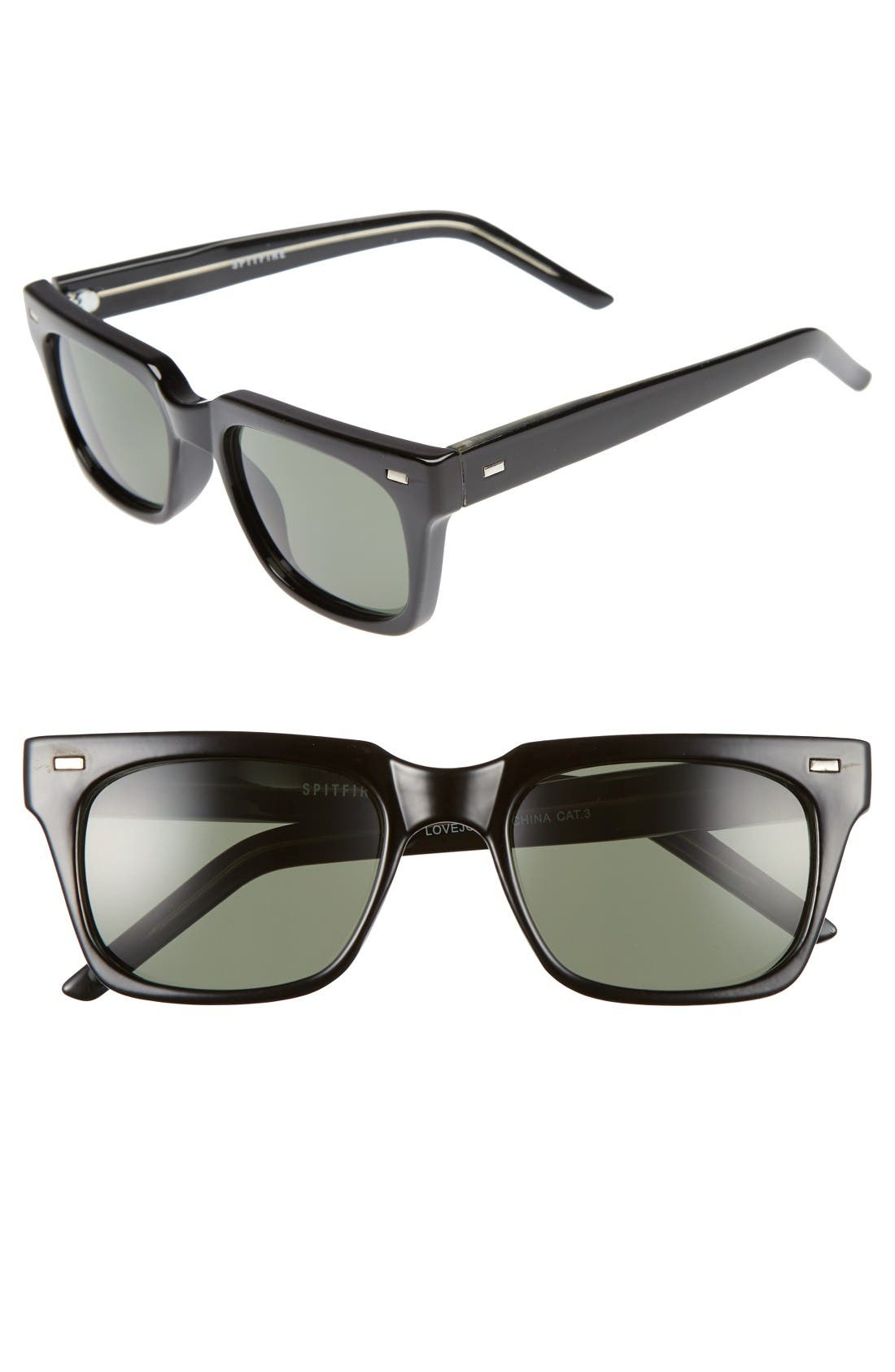 Spitfire Lovejoy Rectangular Sunglasses