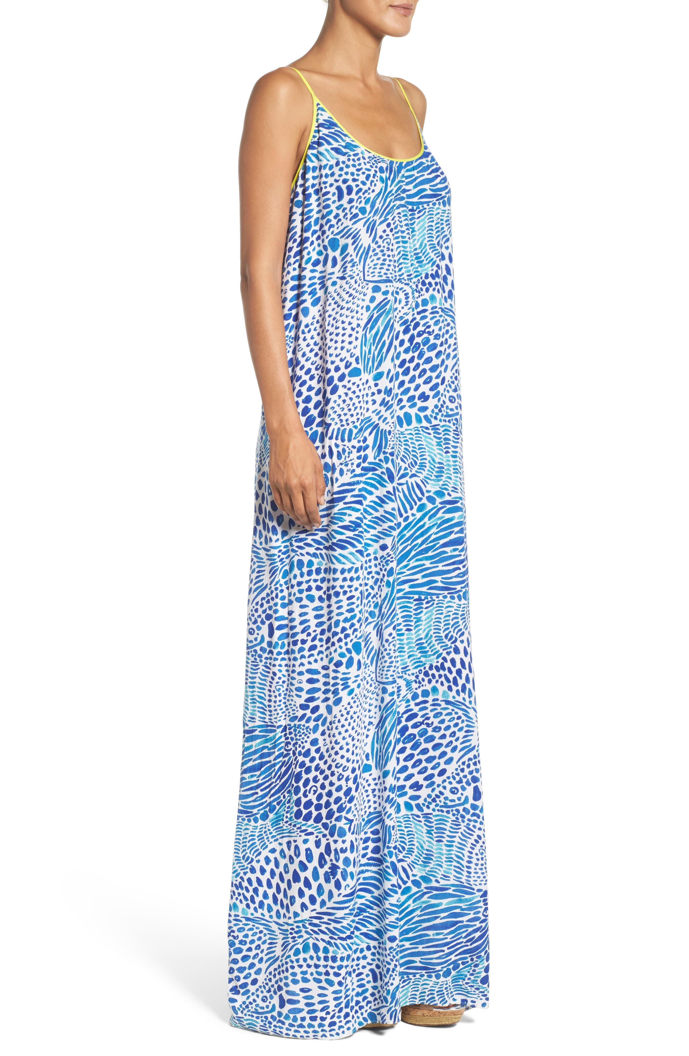 Alternate Image 3  - Lilly Pulitzer® Kendra Maxi Dress