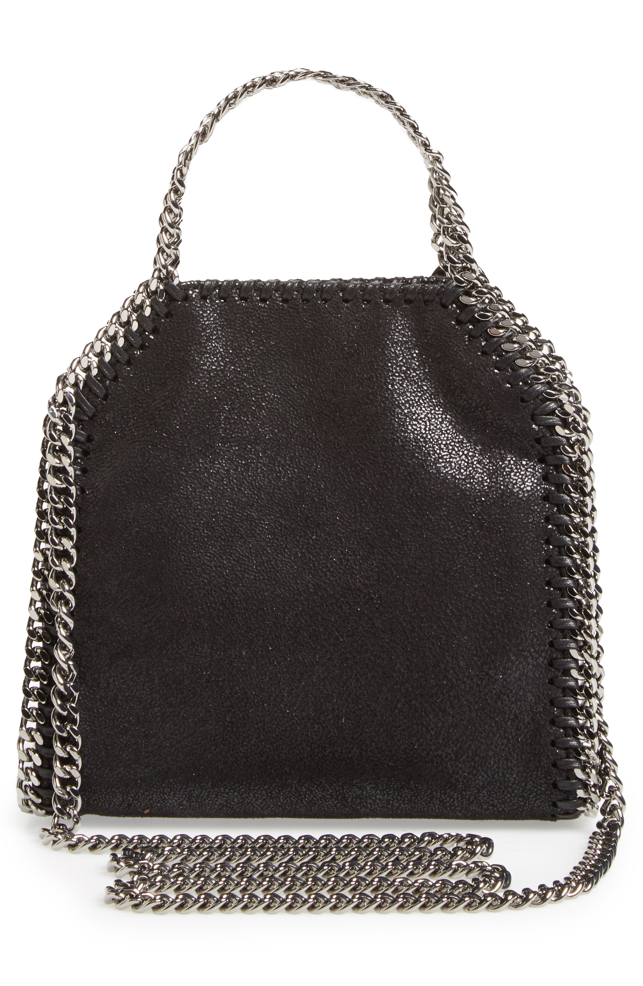 Alternate Image 3  - Stella McCartney Tiny Falabella Faux Leather Crossbody Bag