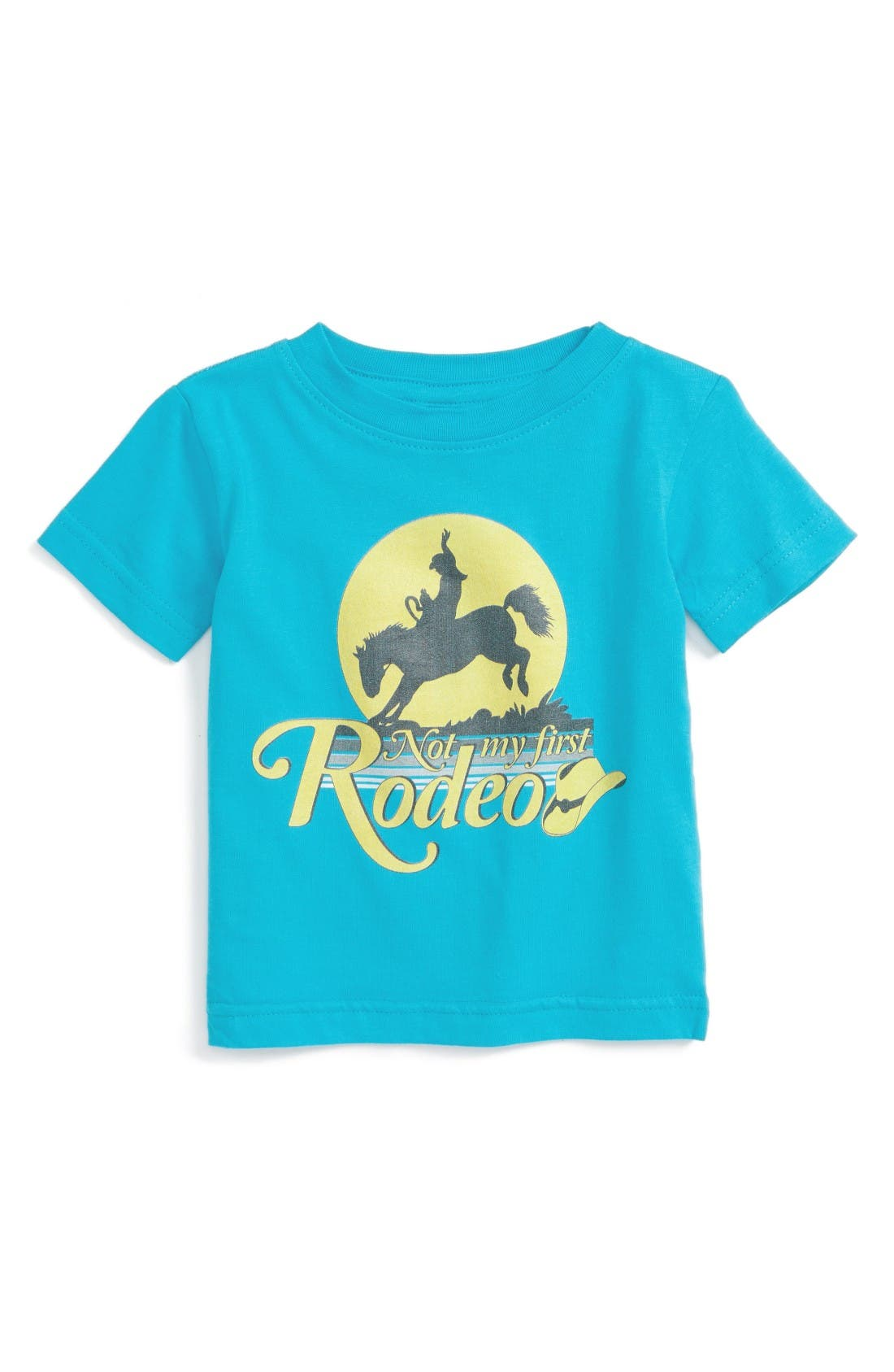 KID DANGEROUS Not My First Rodeo Graphic T-Shirt
