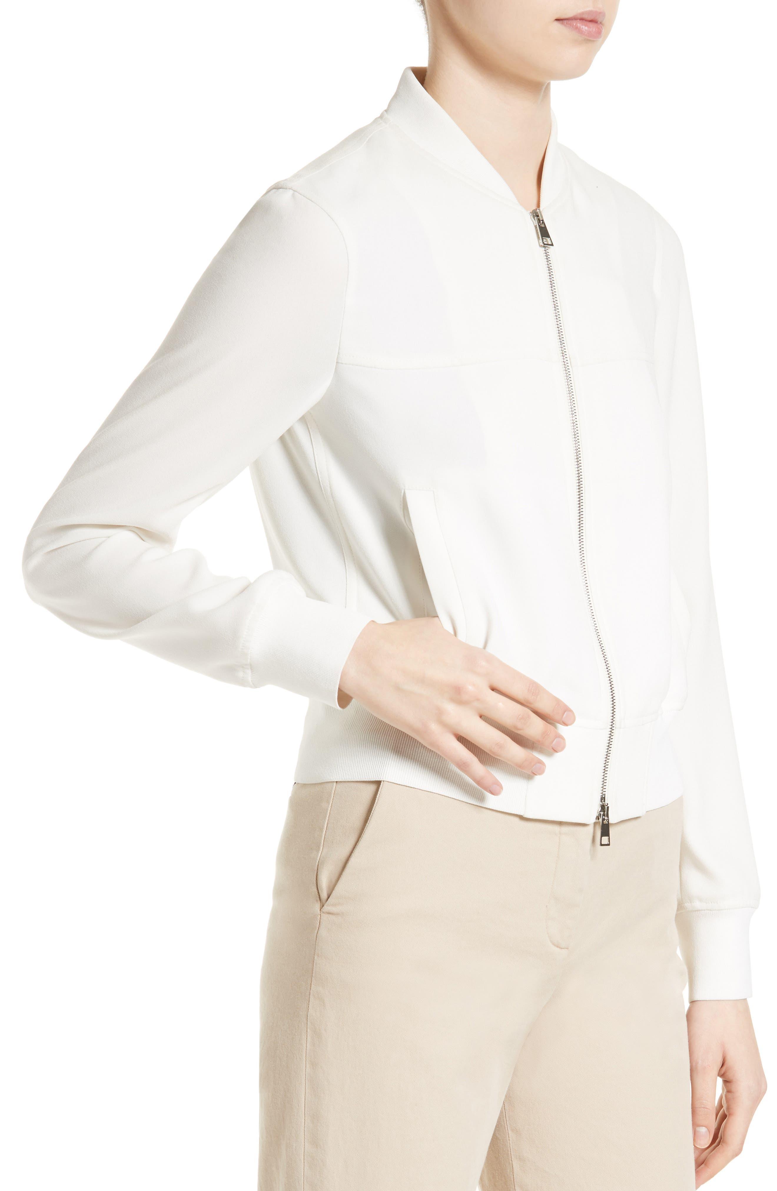 Alternate Image 4  - Theory Daryette B Elevate Crepe Jacket