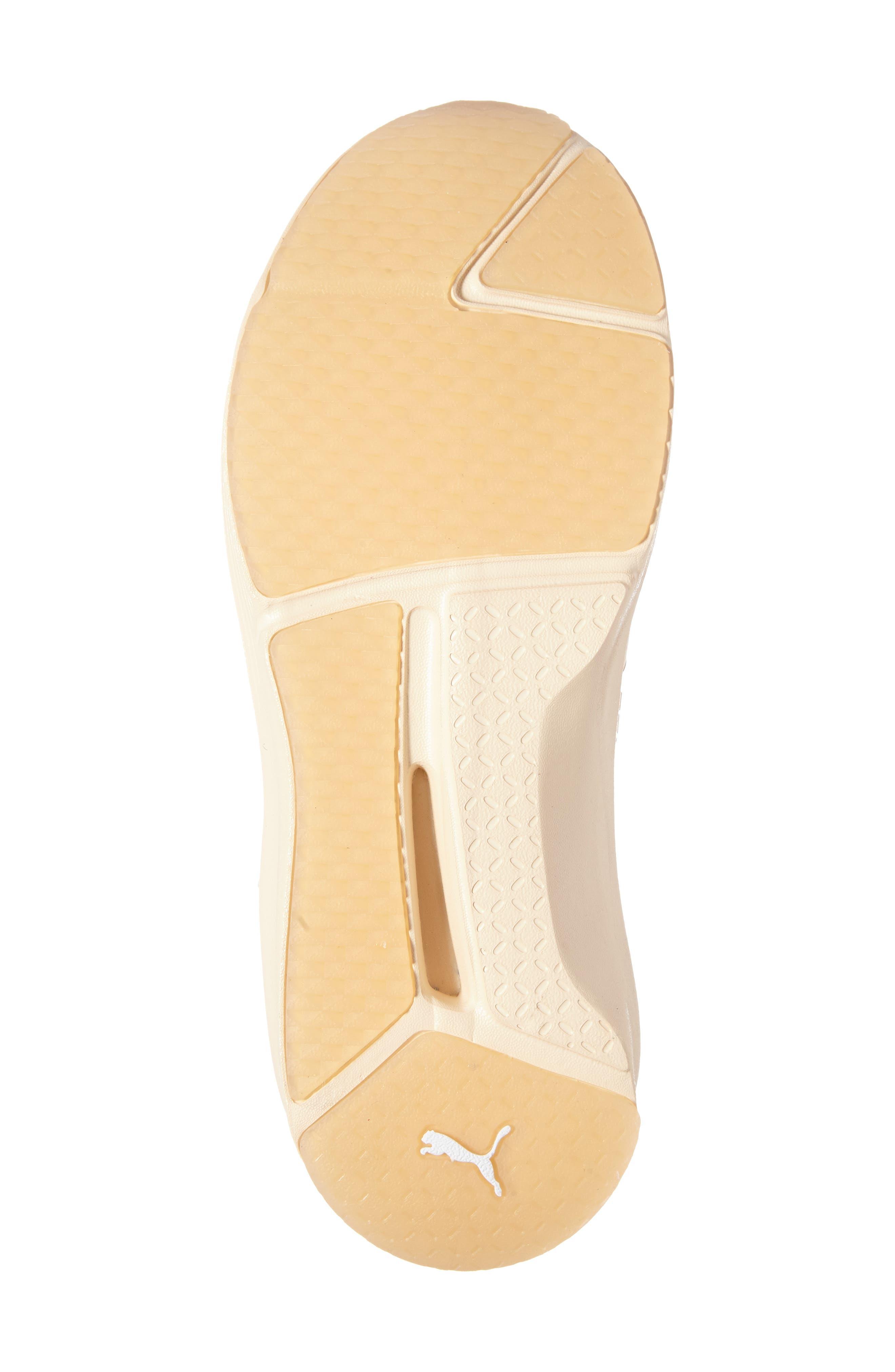 Alternate Image 4  - PUMA Fierce KRM High Top Sneaker (Women)