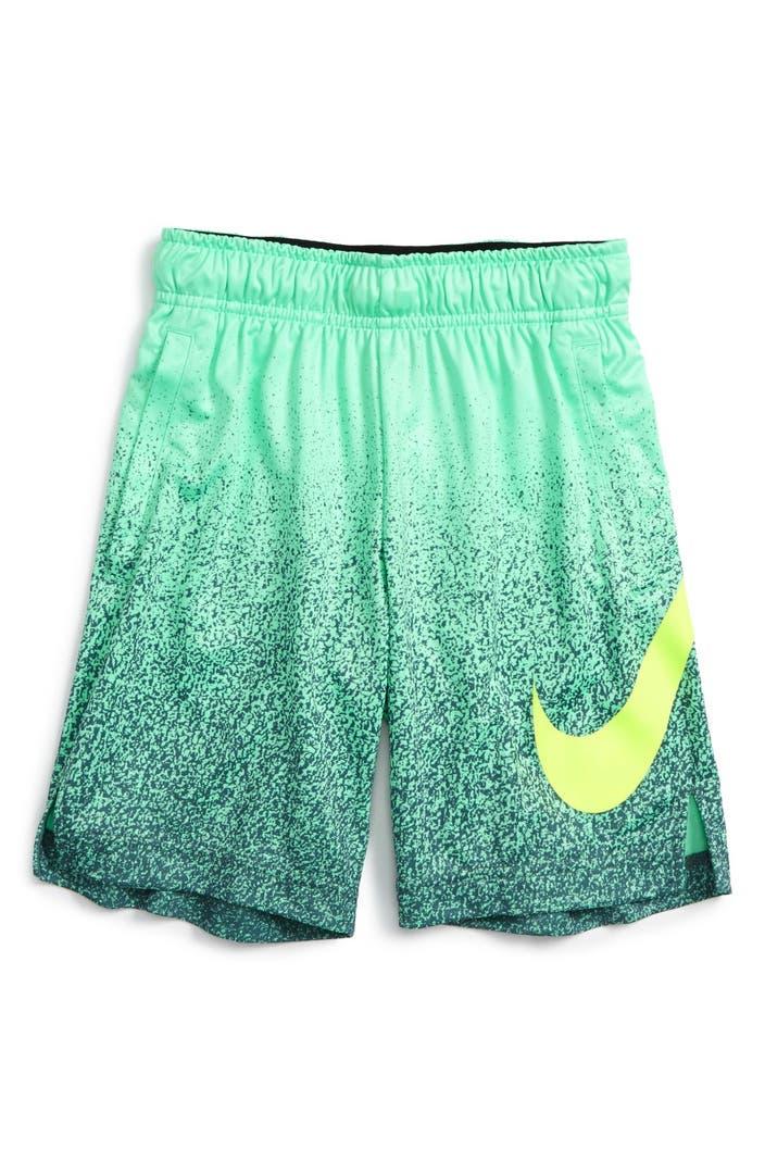 Nike Dri-FIT Athletic Shorts (Little Boys & Big Boys ...