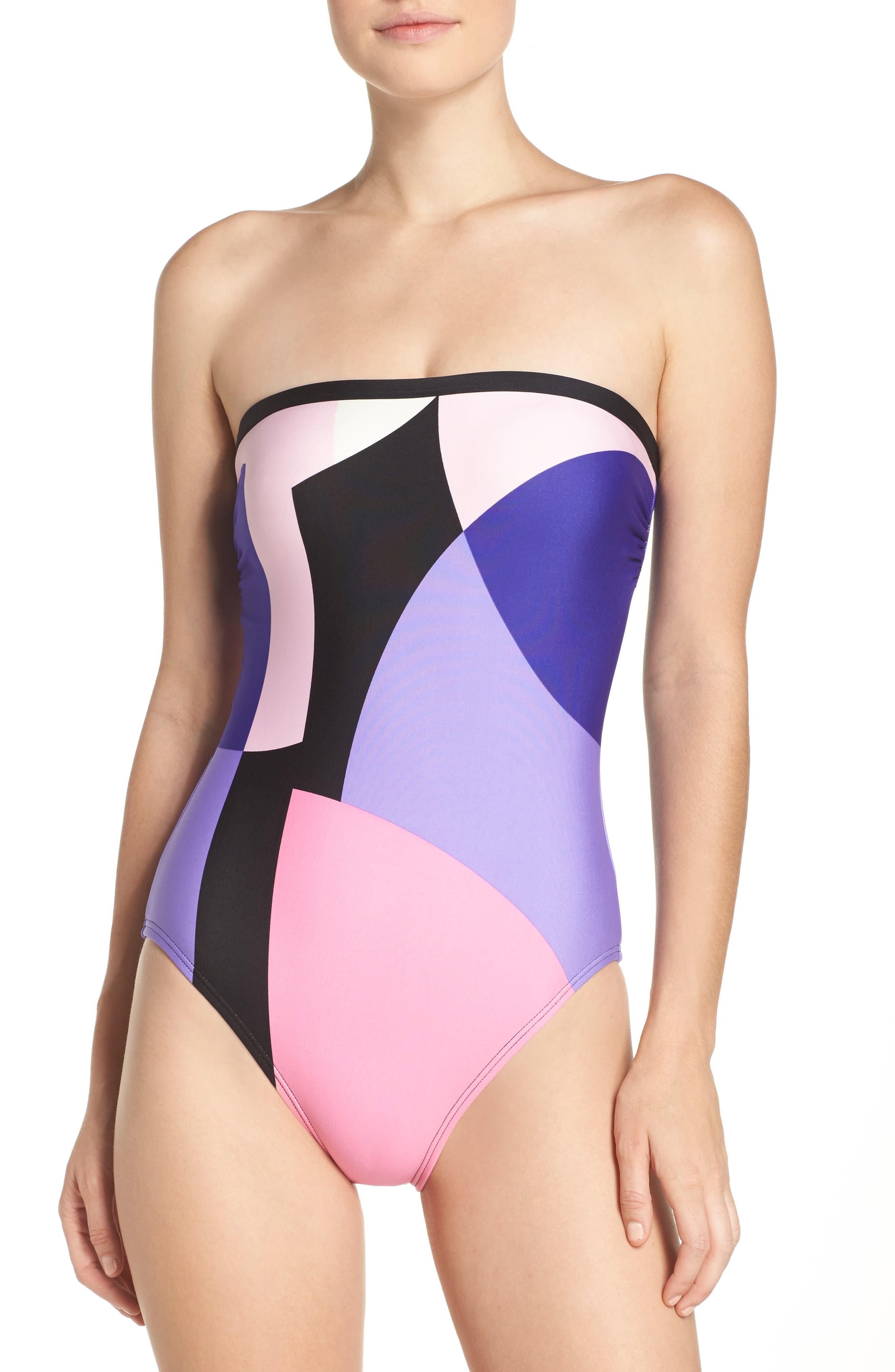 kate spade new york one-piece swimsuit