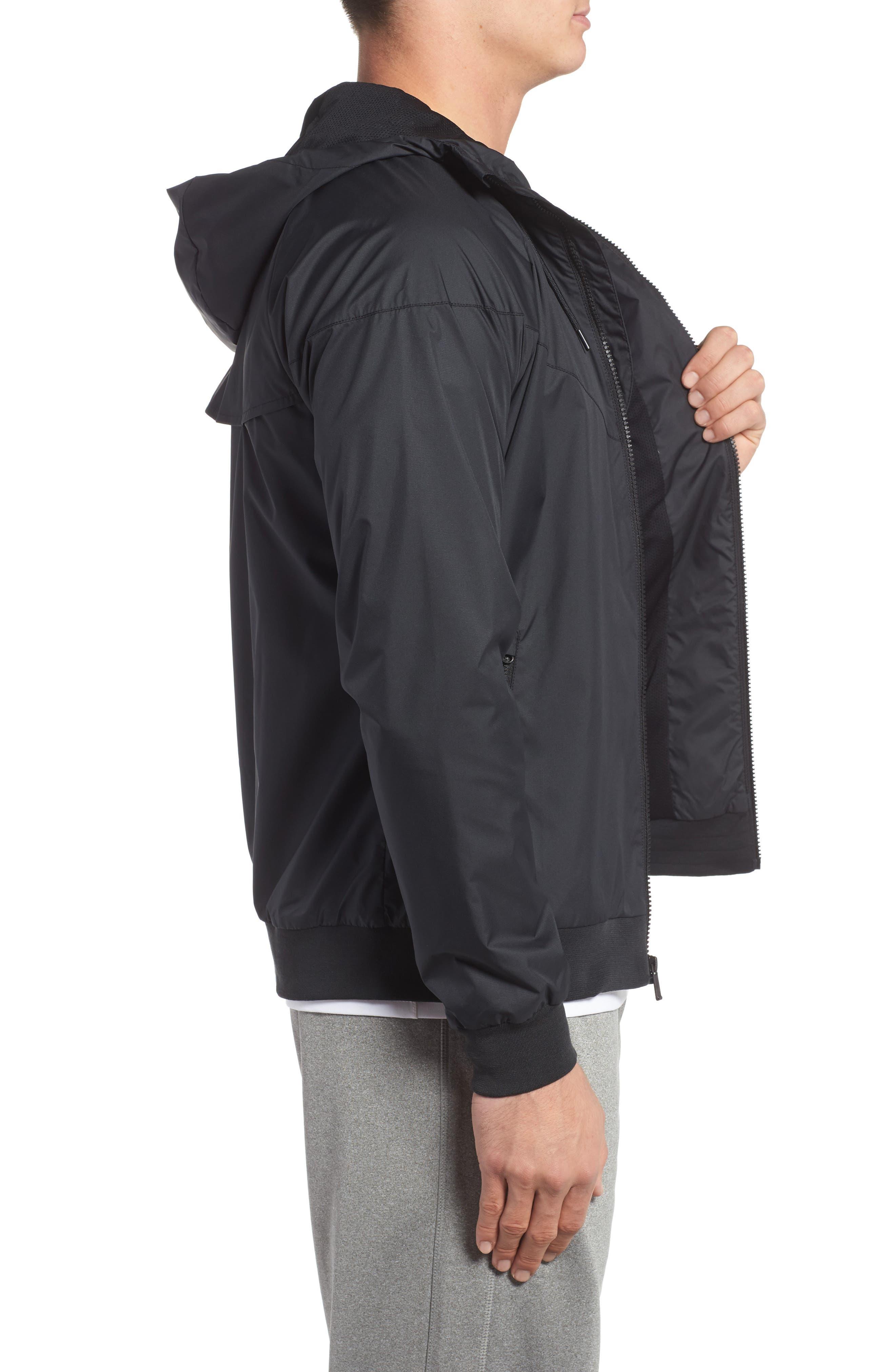 Alternate Image 3  - Nike 'Windrunner' Colorblock Jacket
