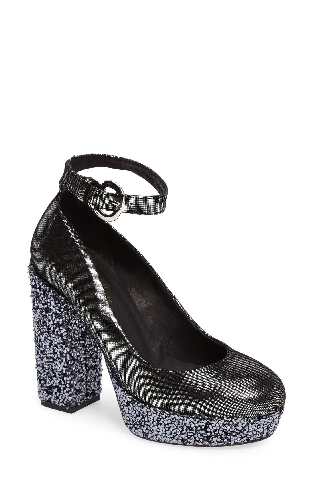 Shellys London Thrift Platform Pump (Women)