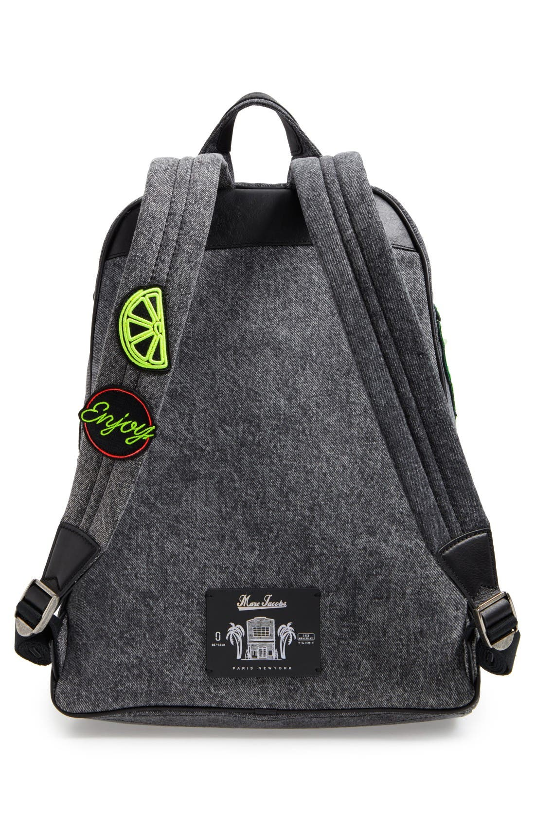 Alternate Image 2  - MARC JACOBS Paradise Biker Backpack