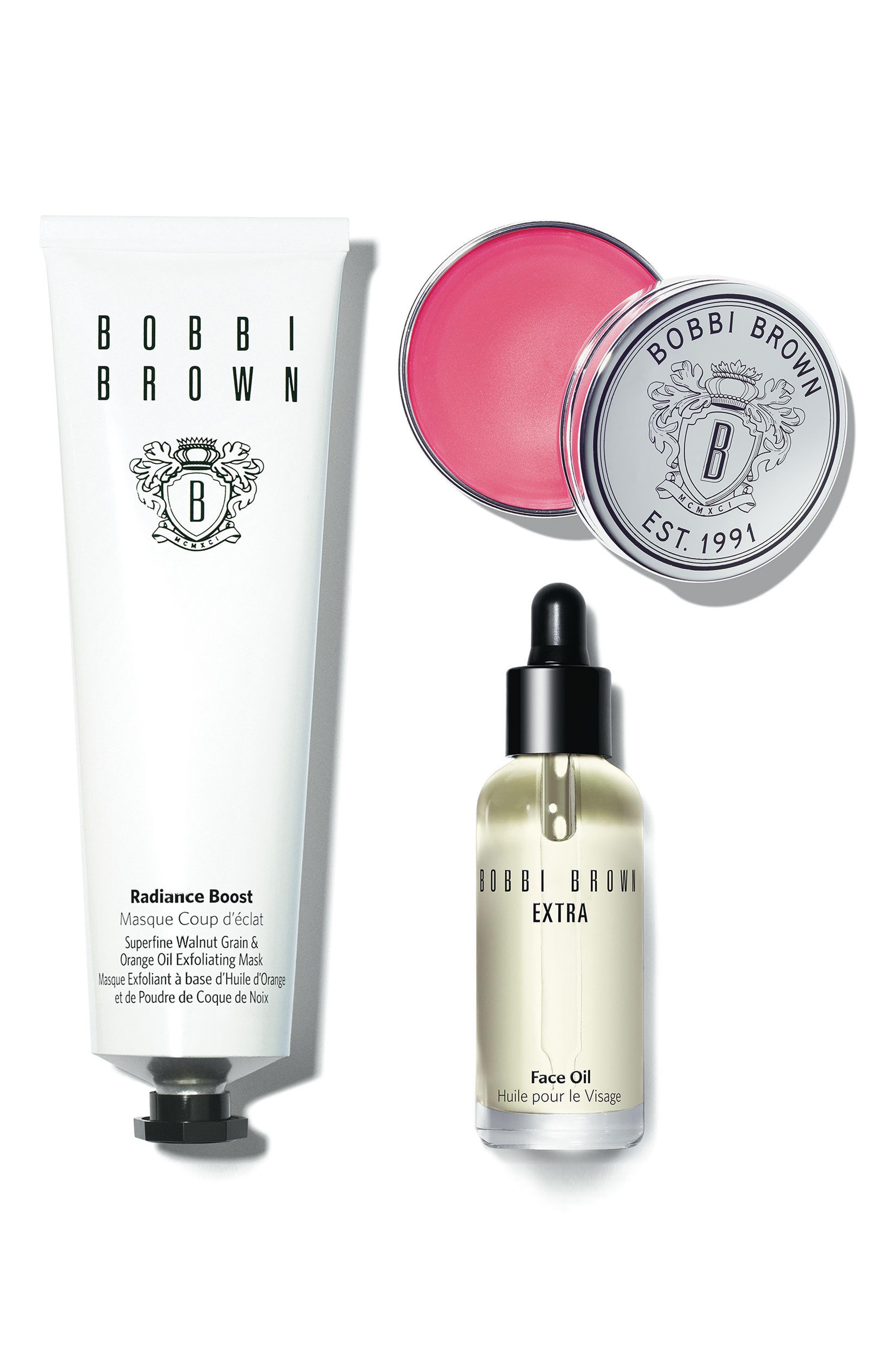Bobbi Brown Glow Skin Care Trio ($93 Value)