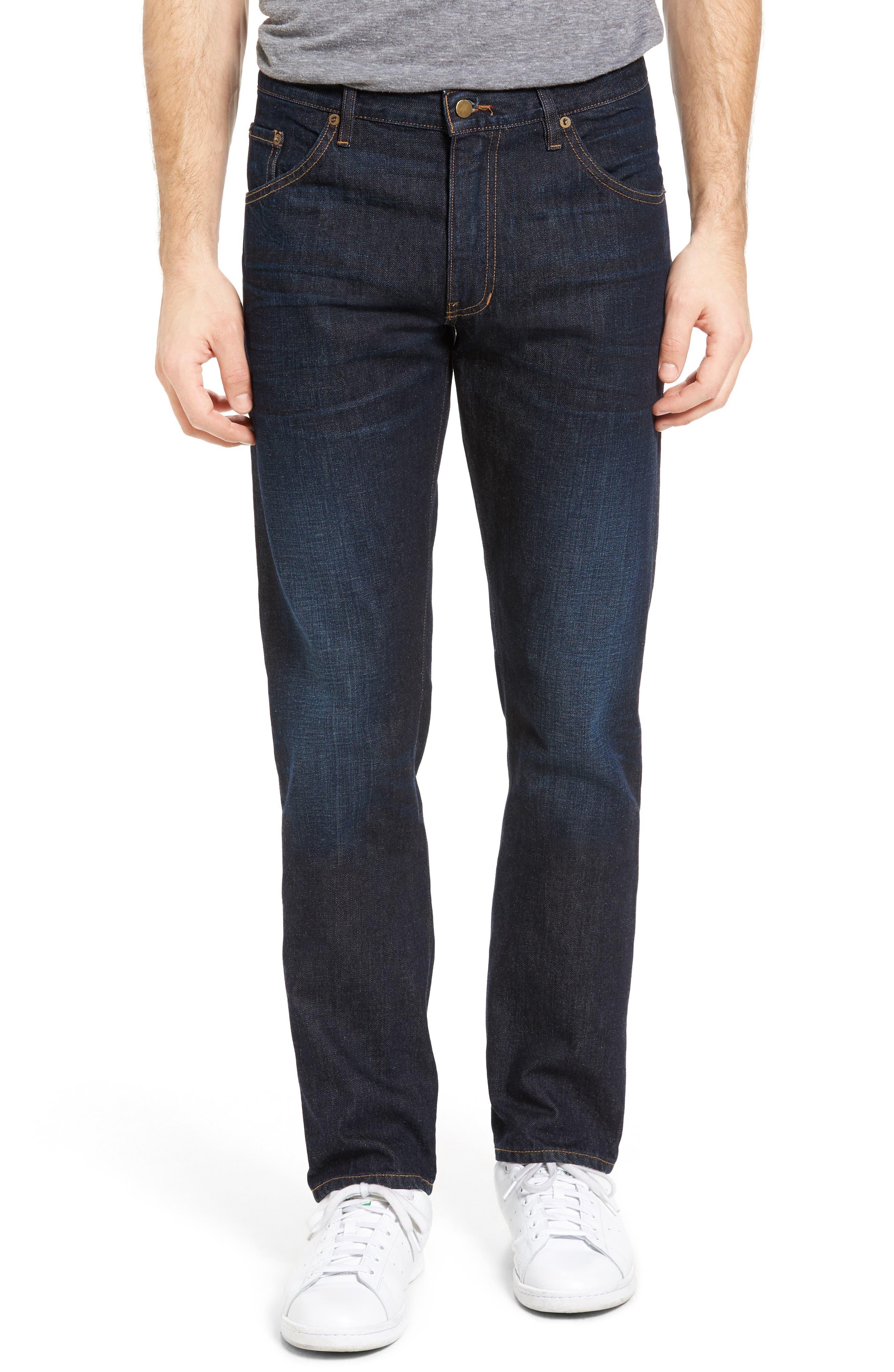 Raleigh Jeans Jones Slim Fit Jeans