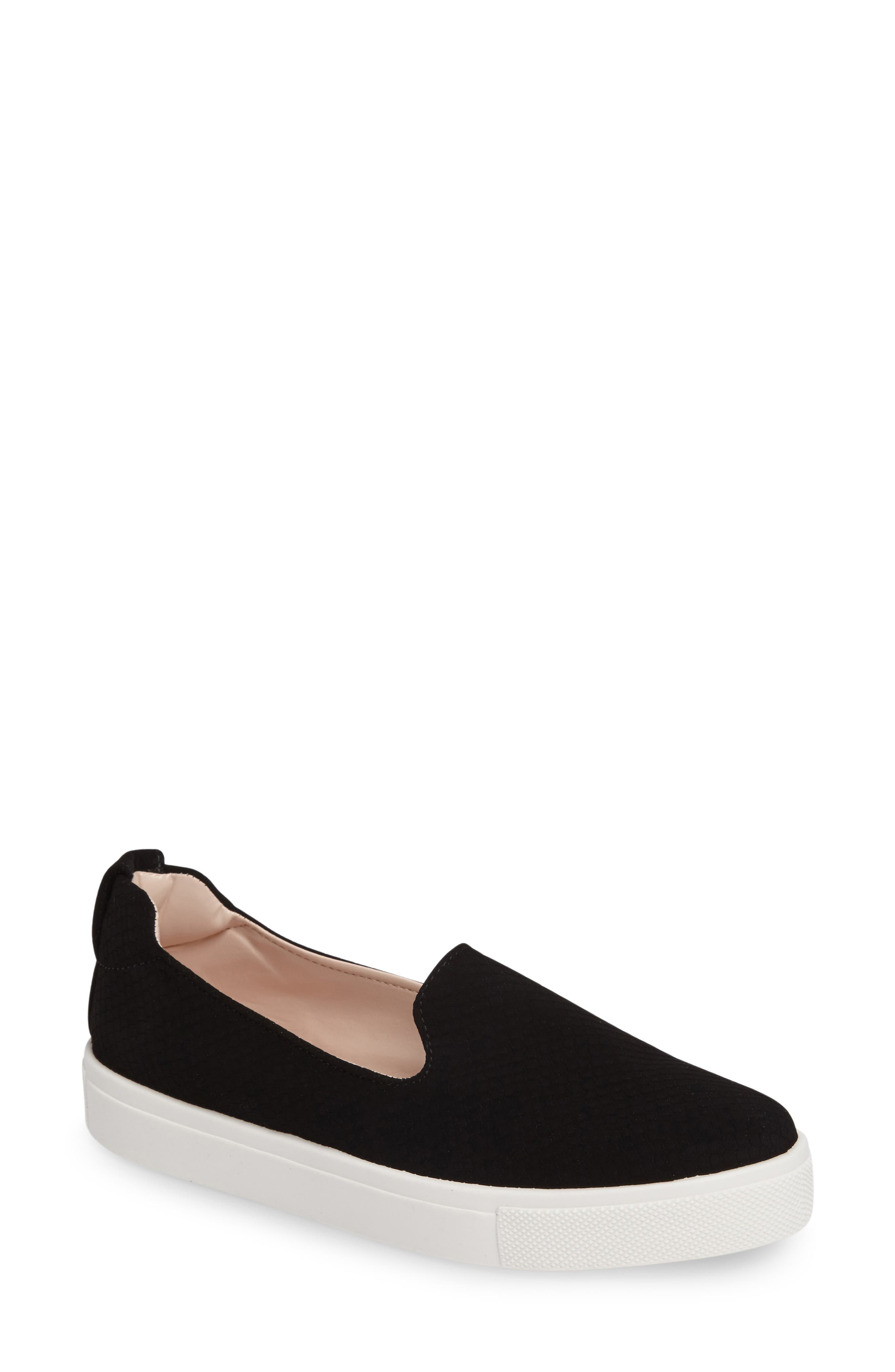 Topshop Temp Slip-On Platform Sneaker (Women)