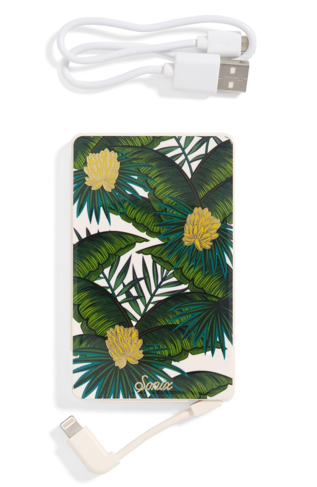 Main Image - Sonix Coco Banana Portable iPhone Charger