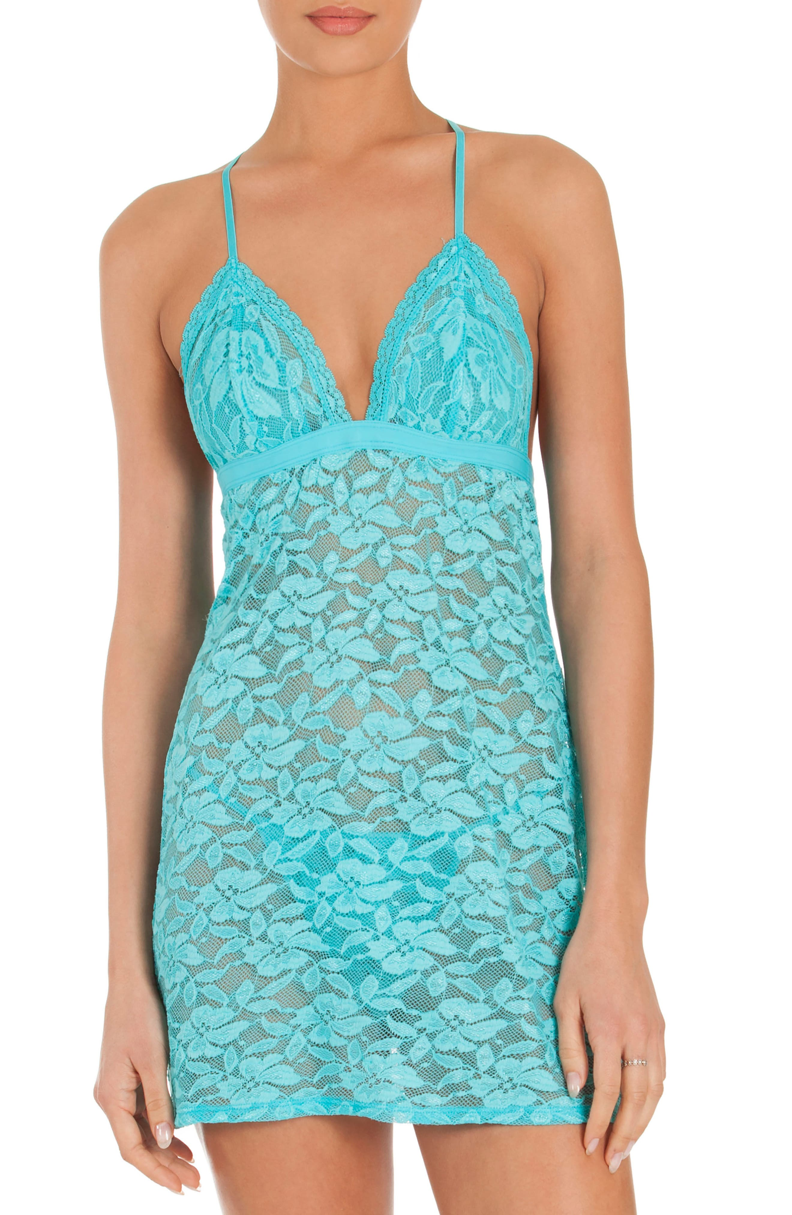 IN BLOOM BY JONQUIL City Girl Chemise &