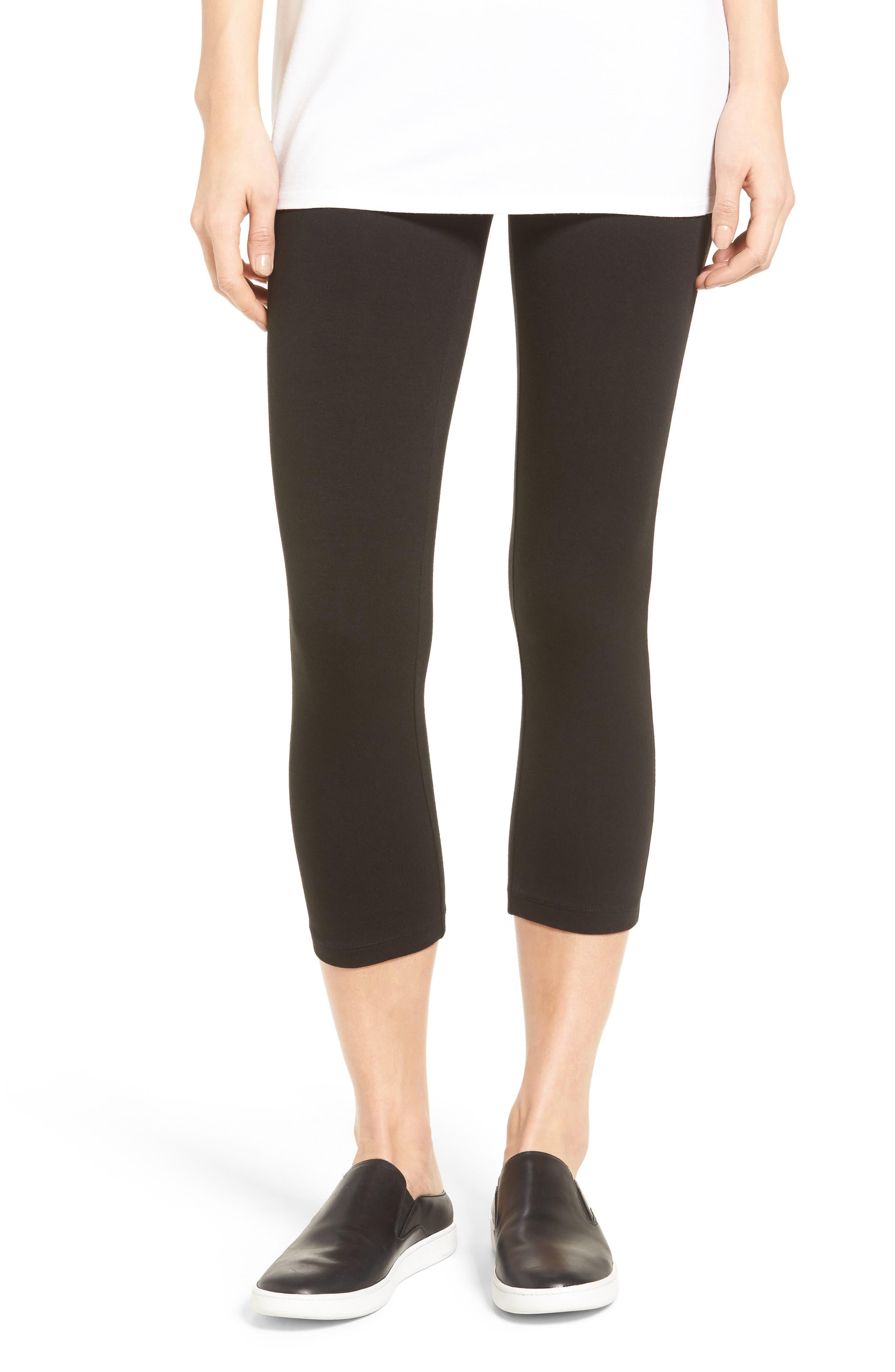 Hue Cropped Pants for Women: Jeans, Print, Capri & More | Nordstrom