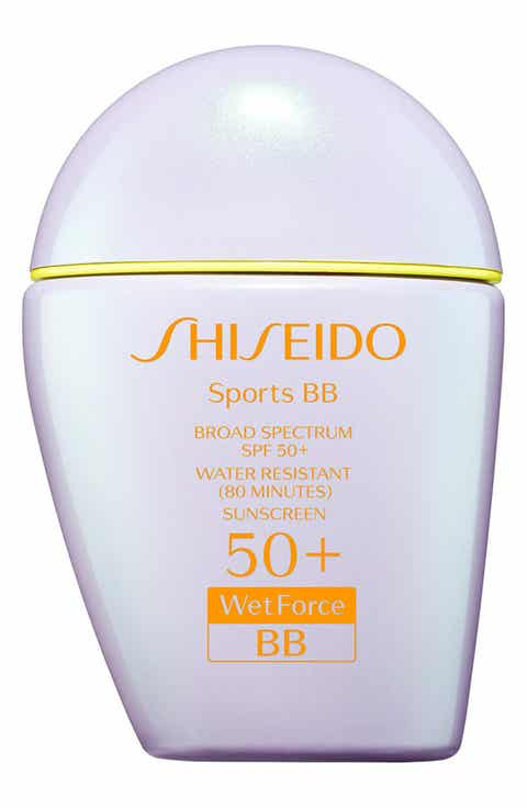 Shiseido Sports BB Broad Spectrum SPF 50  WetForce