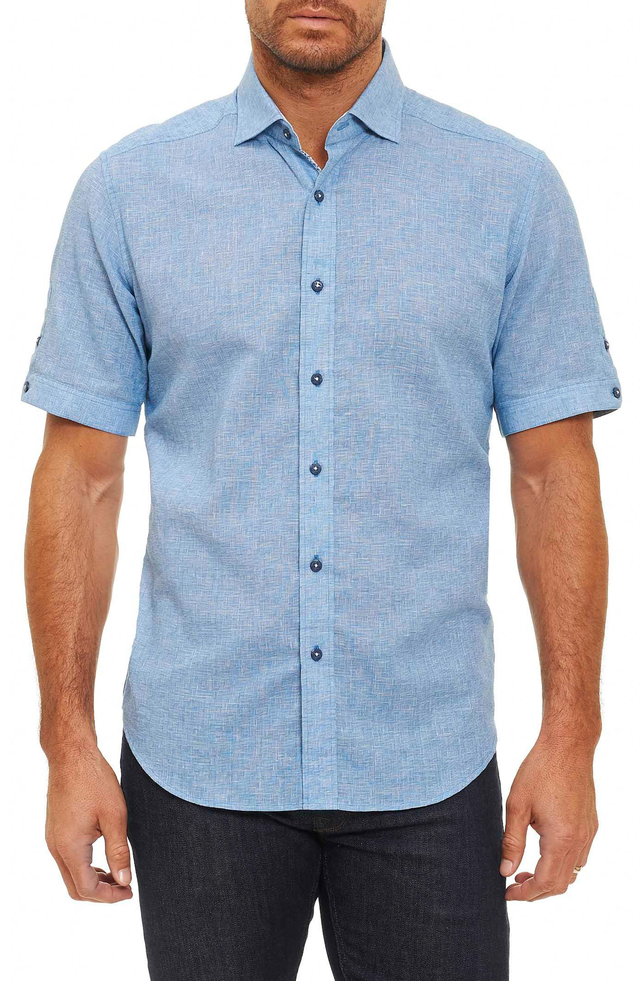 ROBERT GRAHAM Ronny Sport Shirt