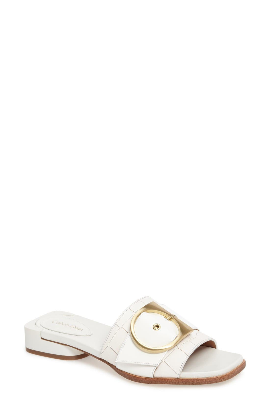 Calvin Klein Anthea Slide Sandal (Women)