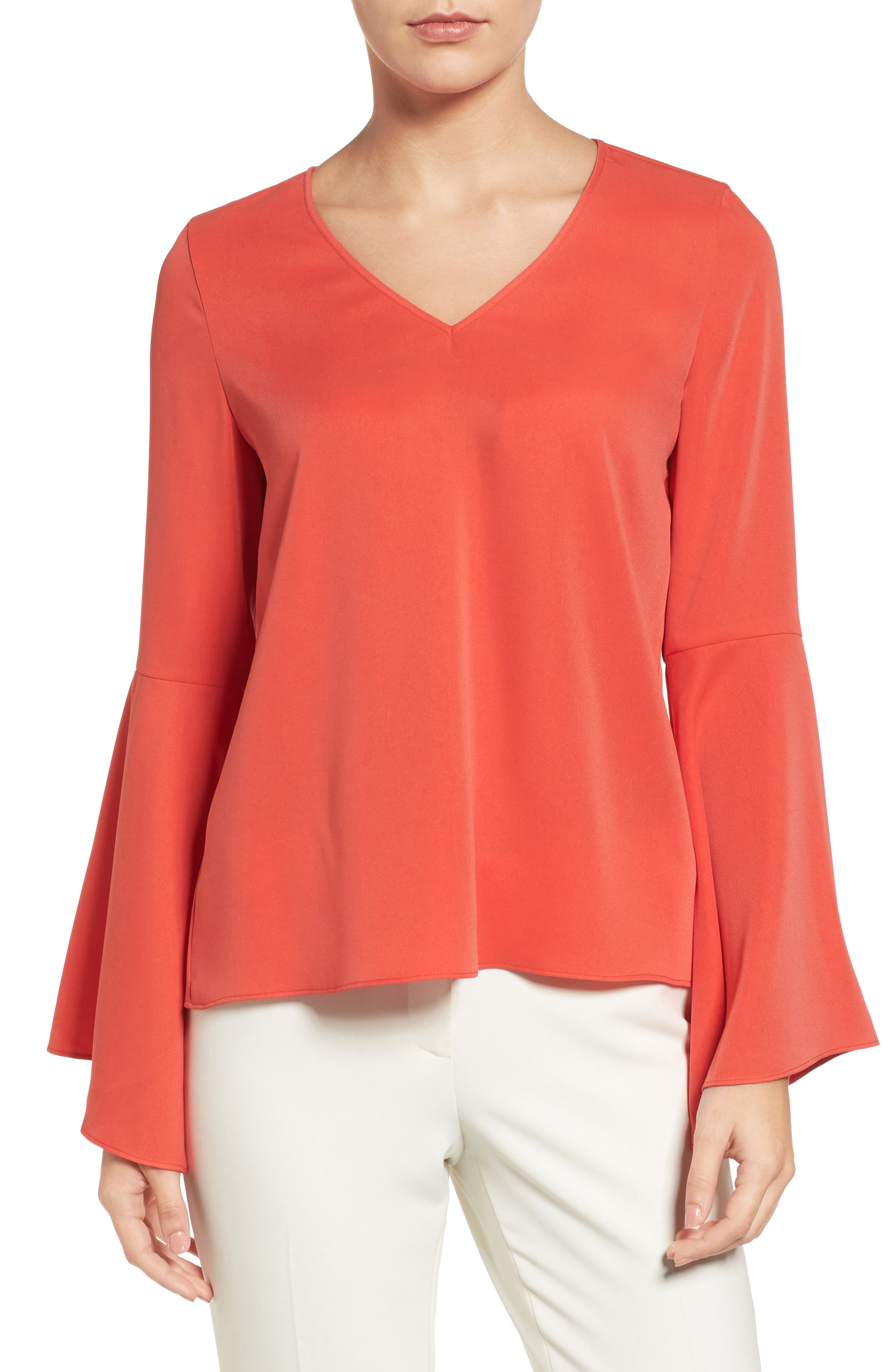 CATHERINE CATHERINE MALANDRINO Fox Top