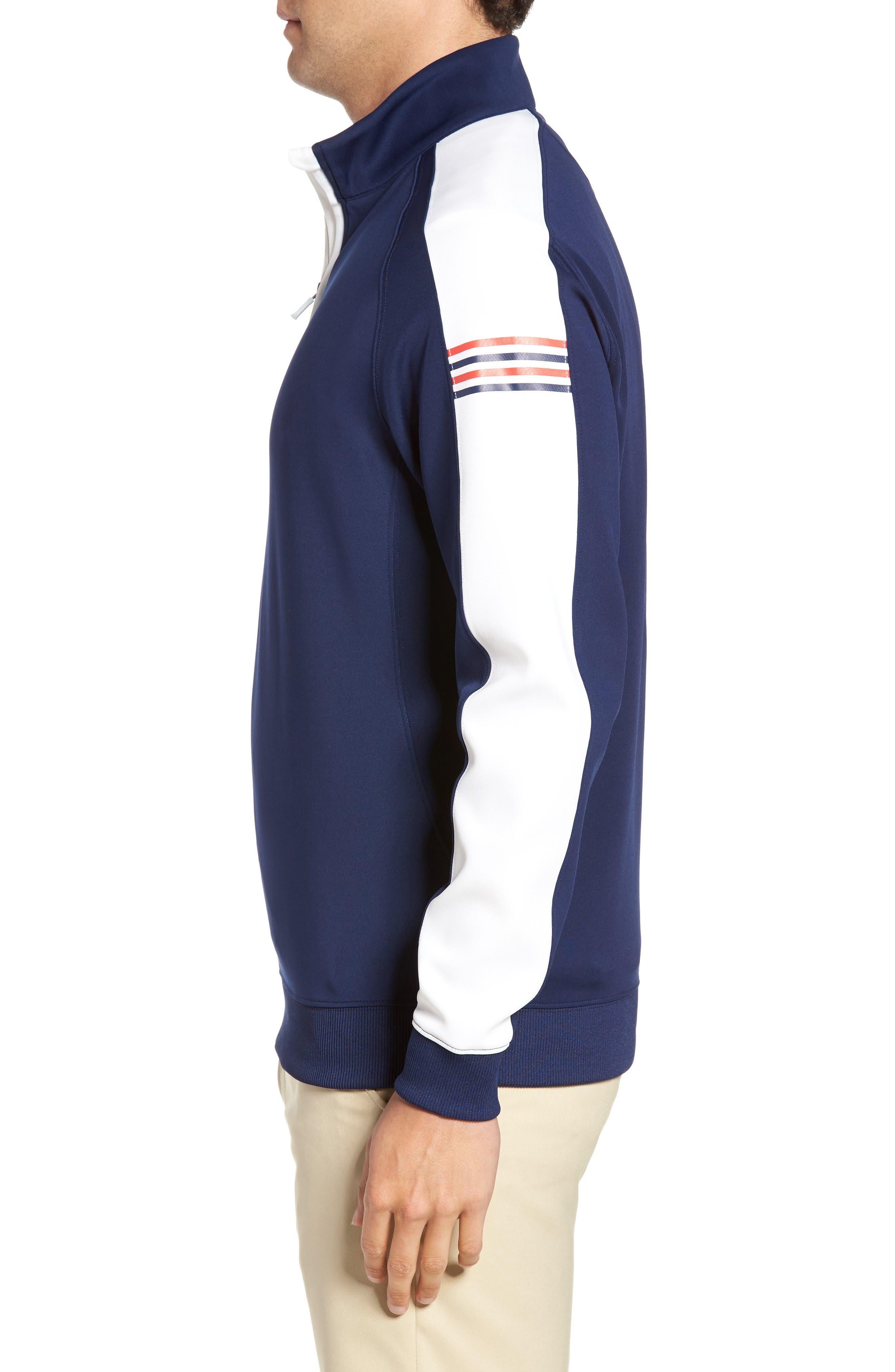 Alternate Image 3  - Bobby Jones XH20 Tech Quarter Zip Sweater