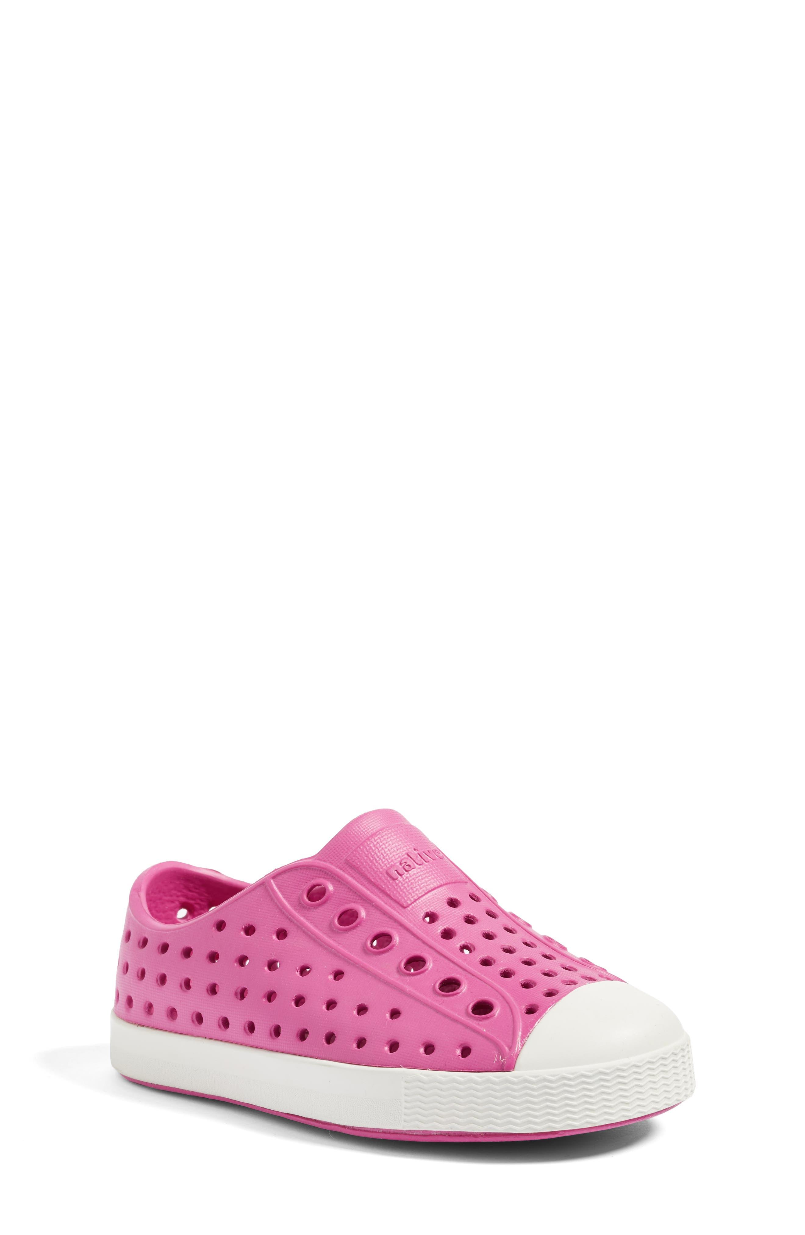 Native Shoes 'Jefferson' Slip-On Sneaker (Baby, Walker, Toddler, Little Kid & Big Kid)