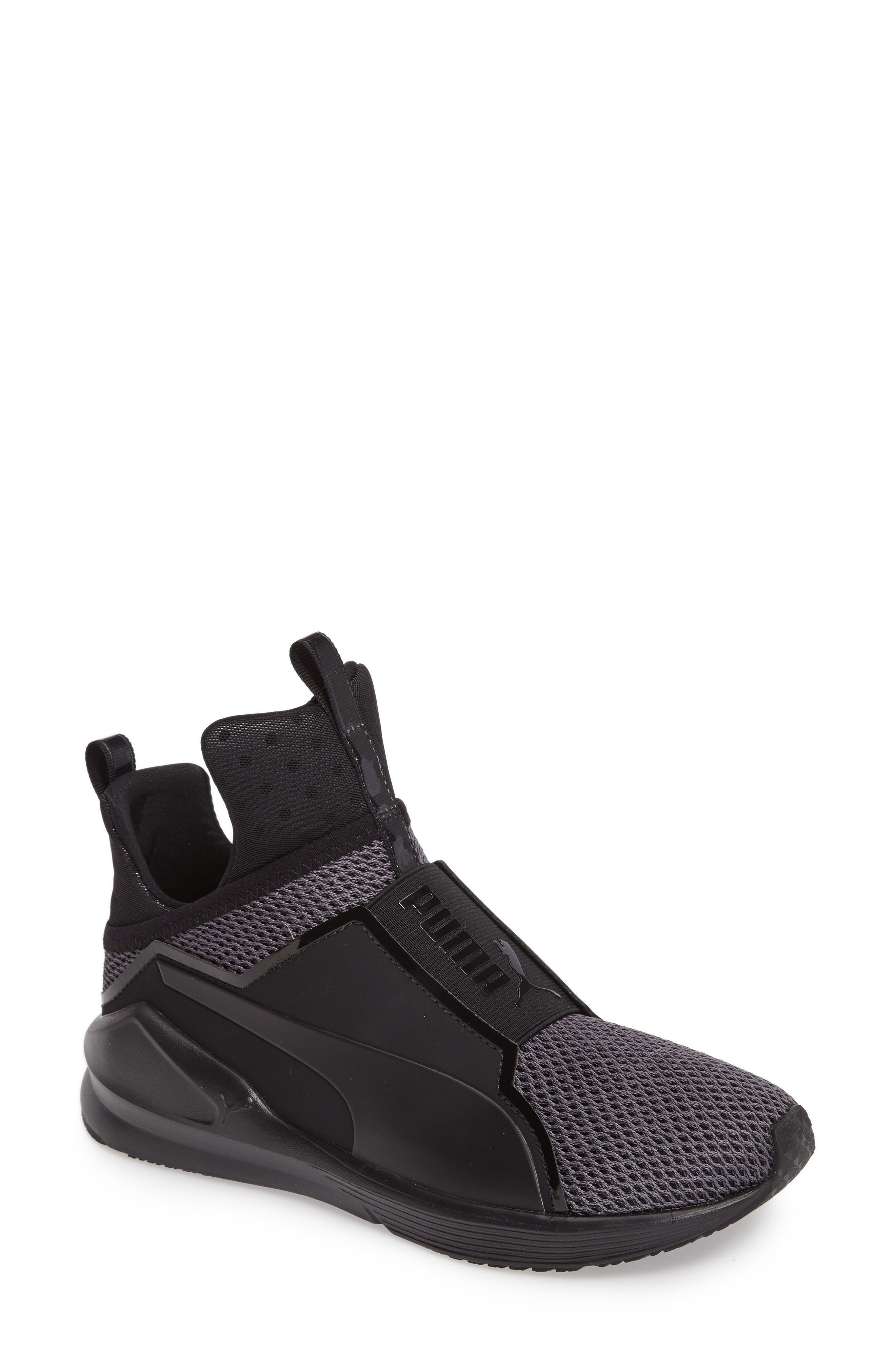 PUMA Fierce Knit Training Sneaker