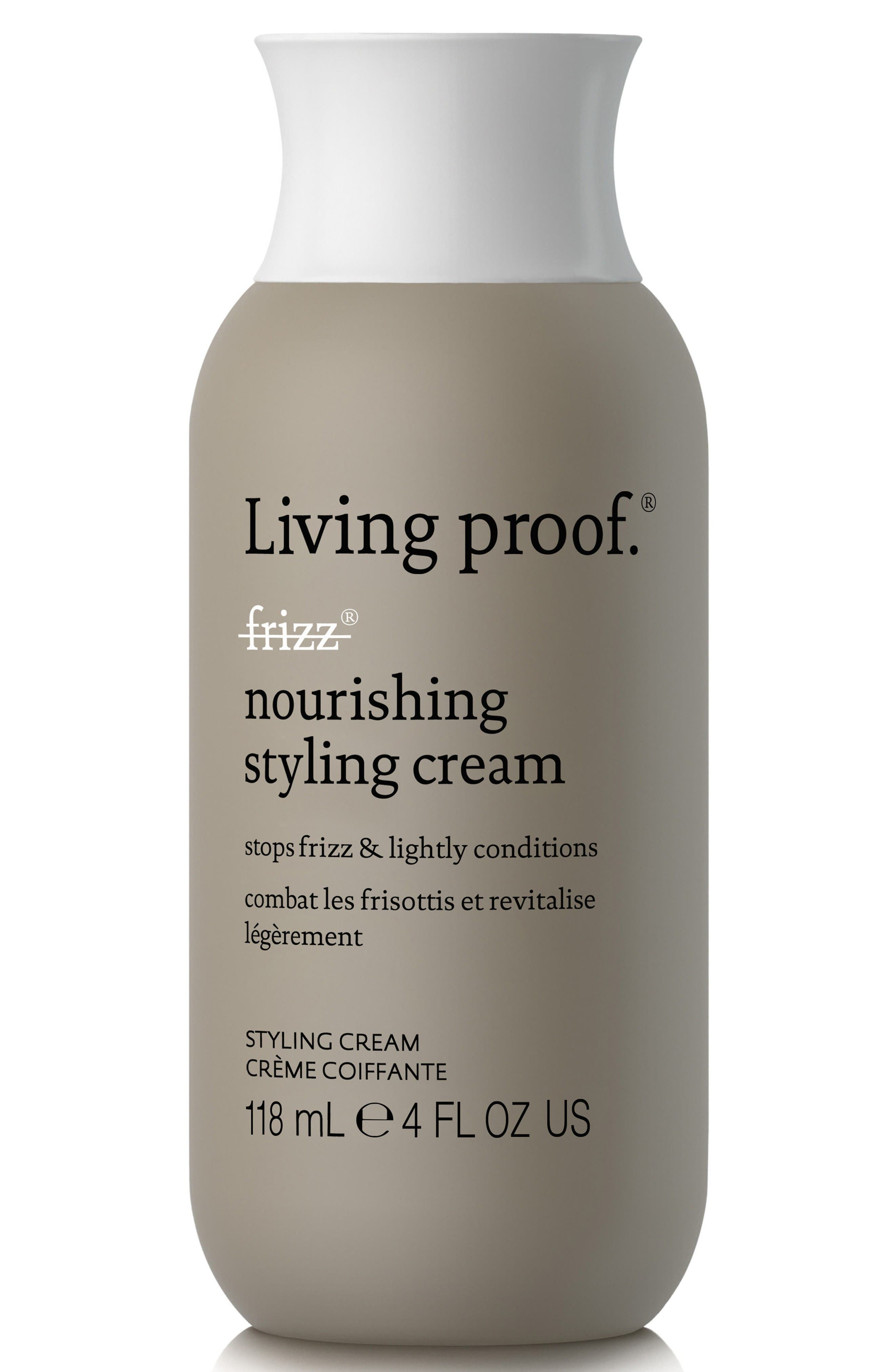 Alternate Image 2  - Living proof® No Frizz Nourishing Styling Cream