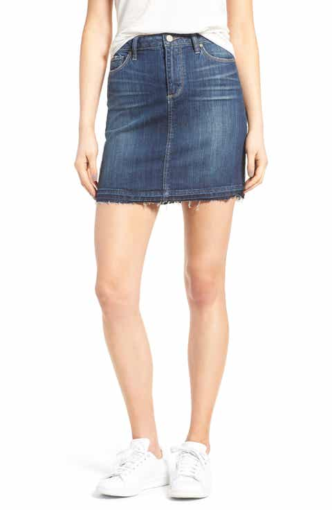 PAIGE Denim Skirts for Women | Nordstrom
