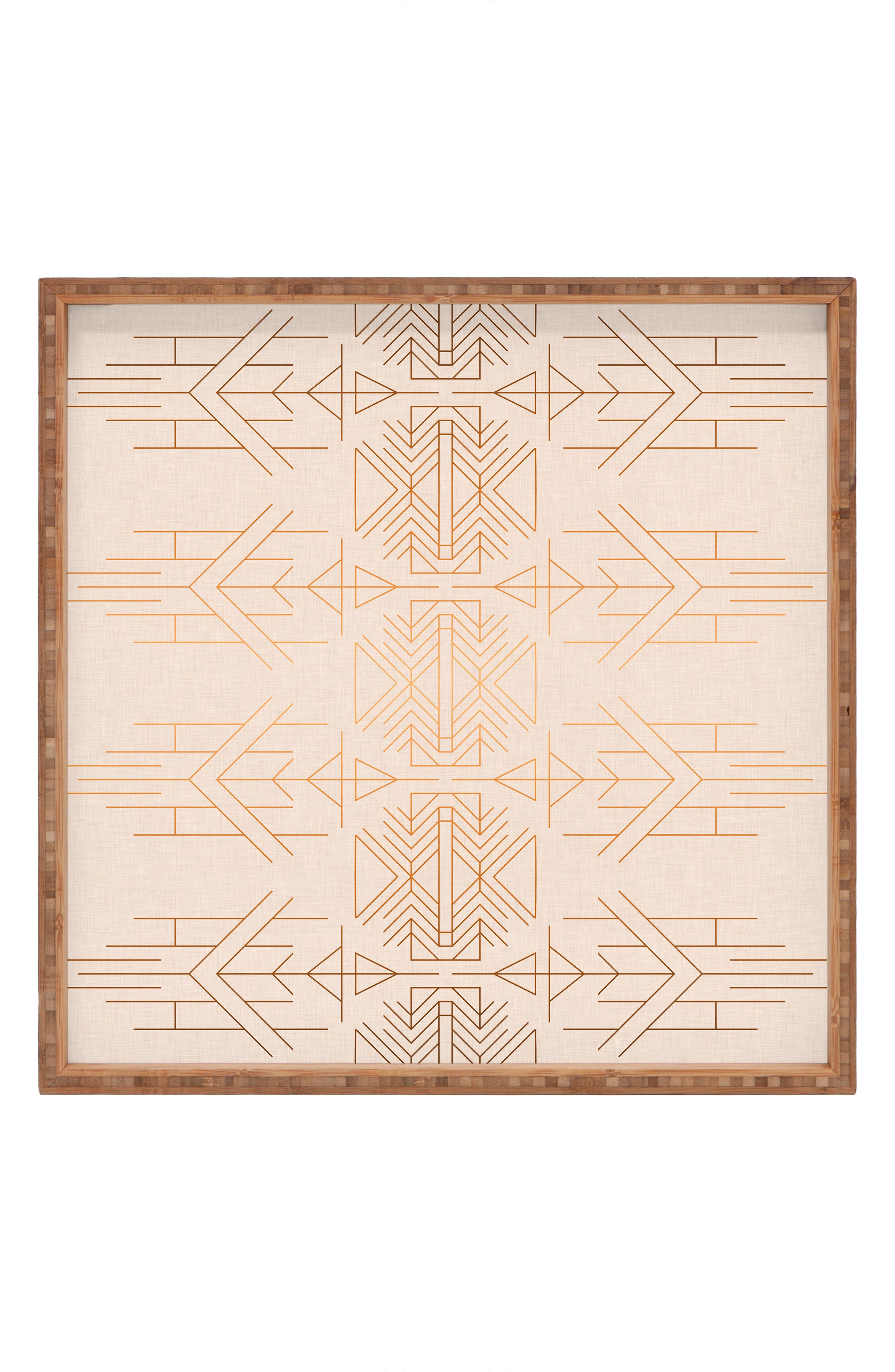 DENY Designs Holli Zollinger - Espirit Decorative Tray