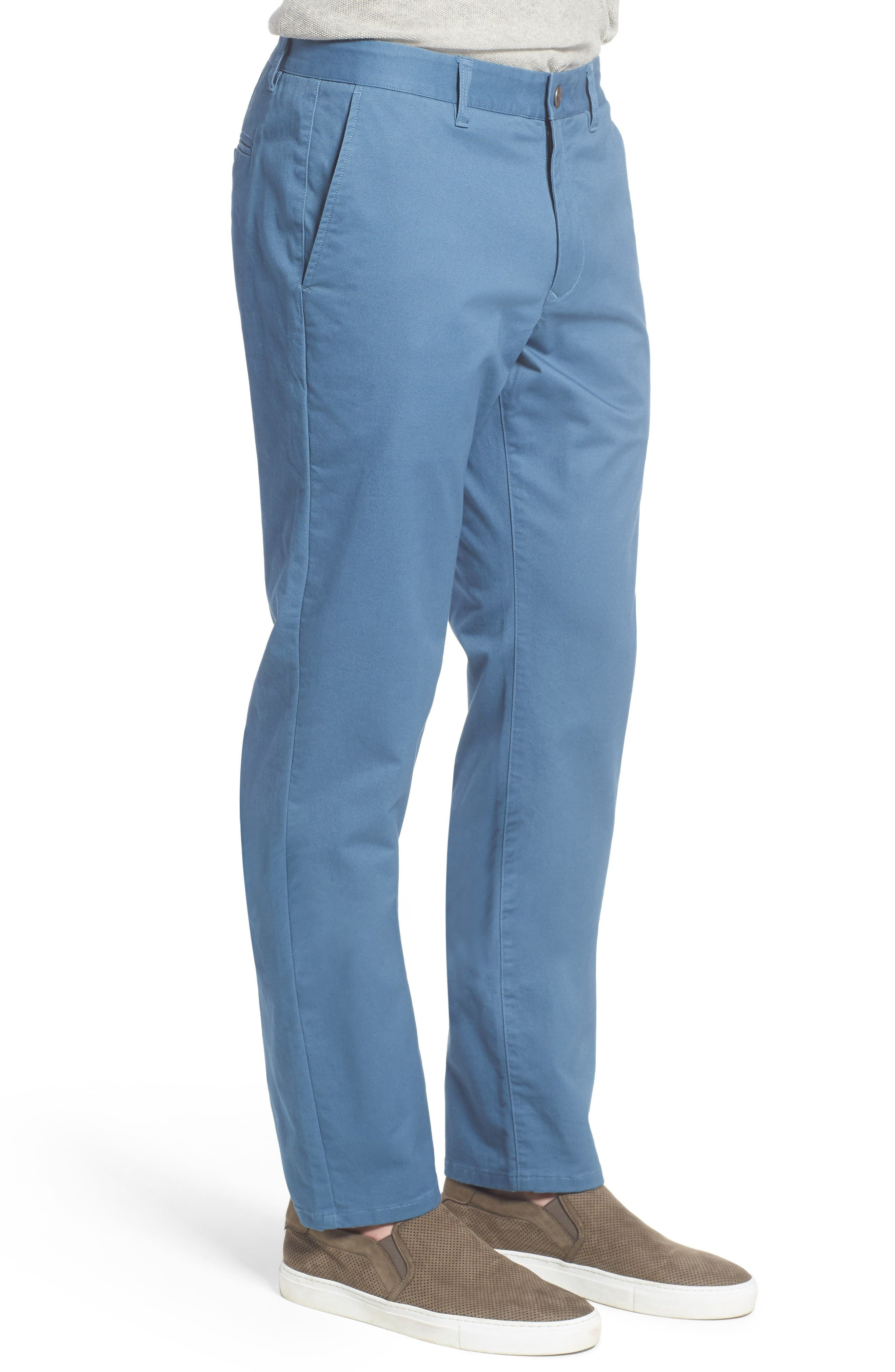 Alternate Image 3  - Bonobos Straight Washed Stretch Chinos