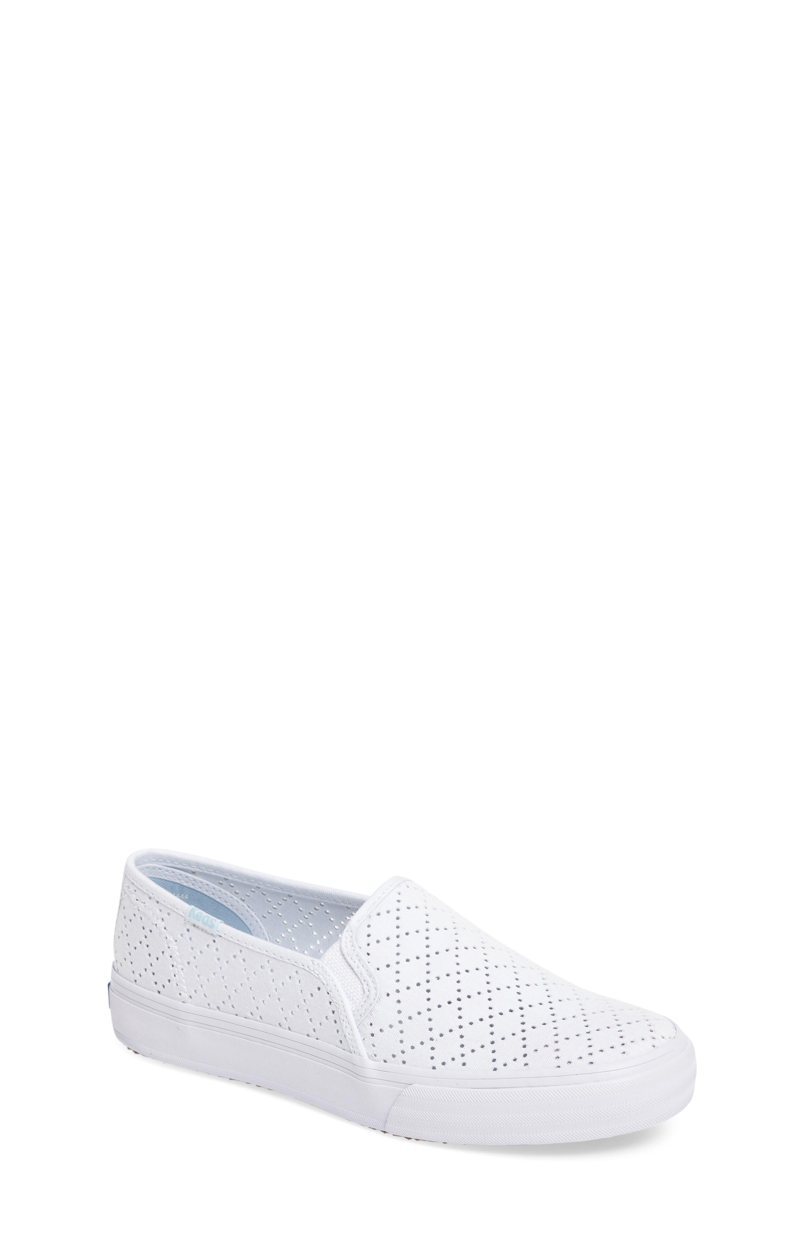 Main Image - Keds® 'Double Decker' Slip-On Sneaker (Women)