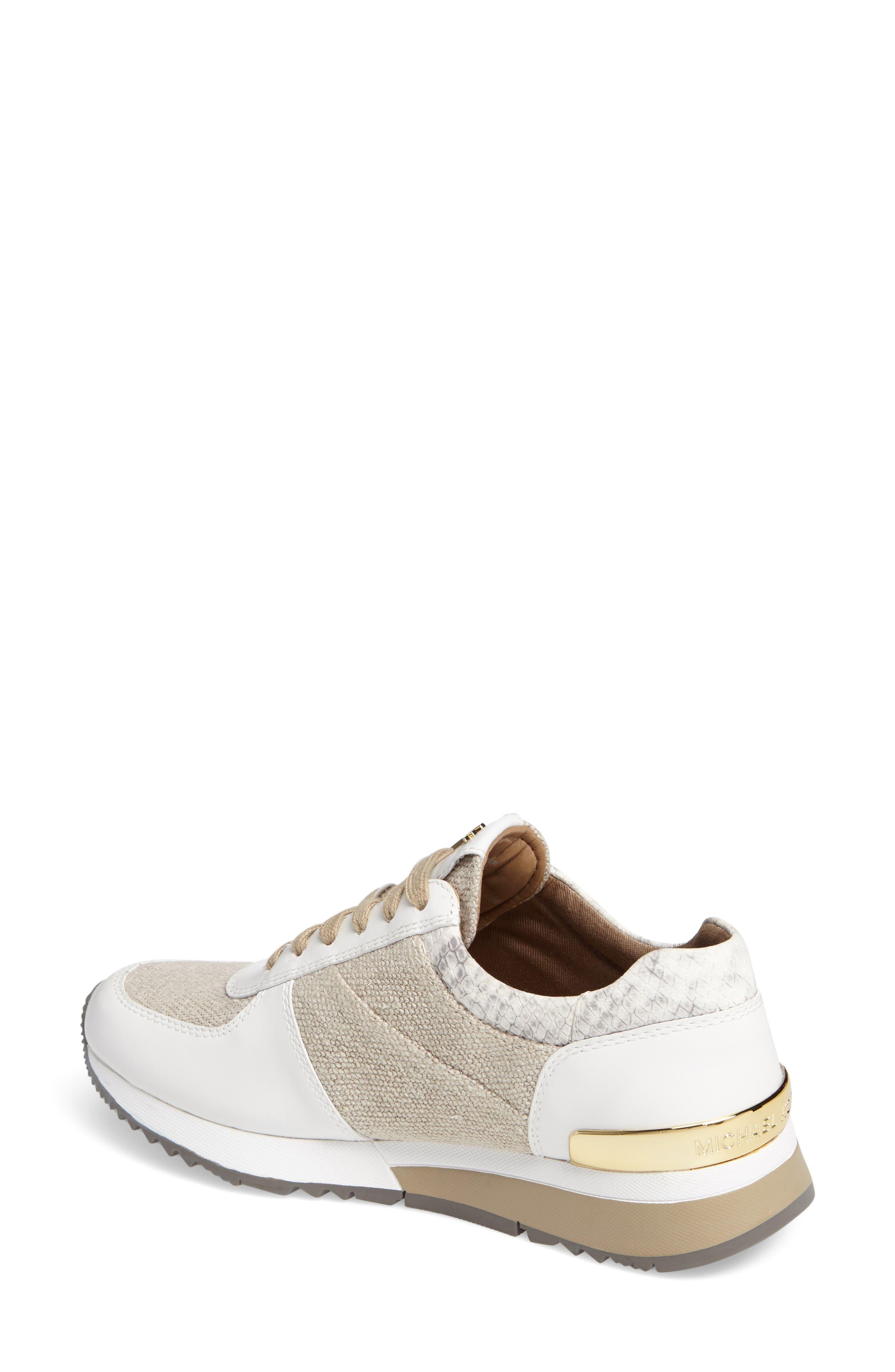 Alternate Image 2  - MICHAEL Michael Kors 'Allie' Sneaker (Women)