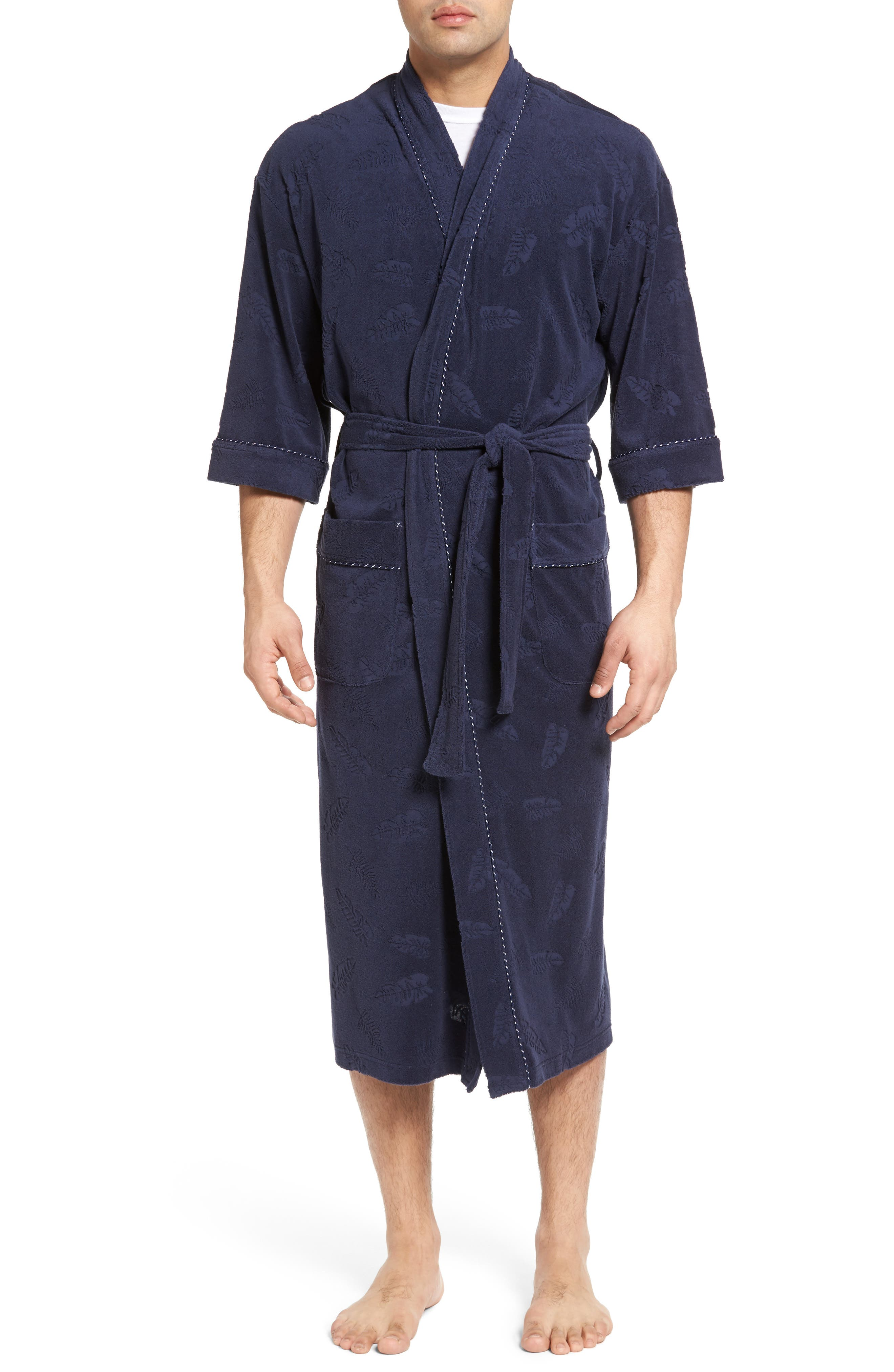 MAJESTIC INTERNATIONAL Shadow Hibiscus Robe